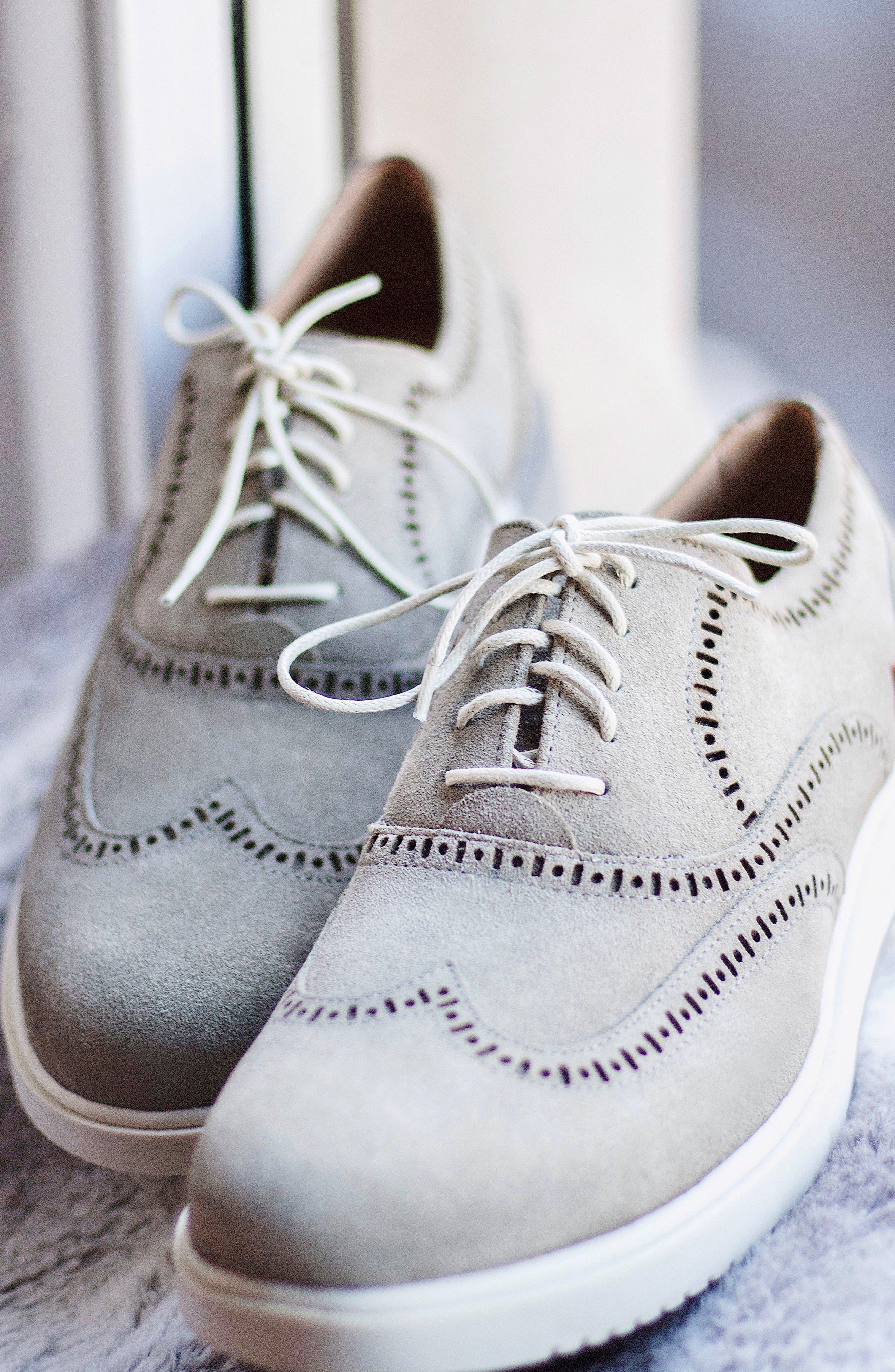 Alternate Image 9  - Marc Joseph New York 5th Ave Wingtip Sneaker (Men)