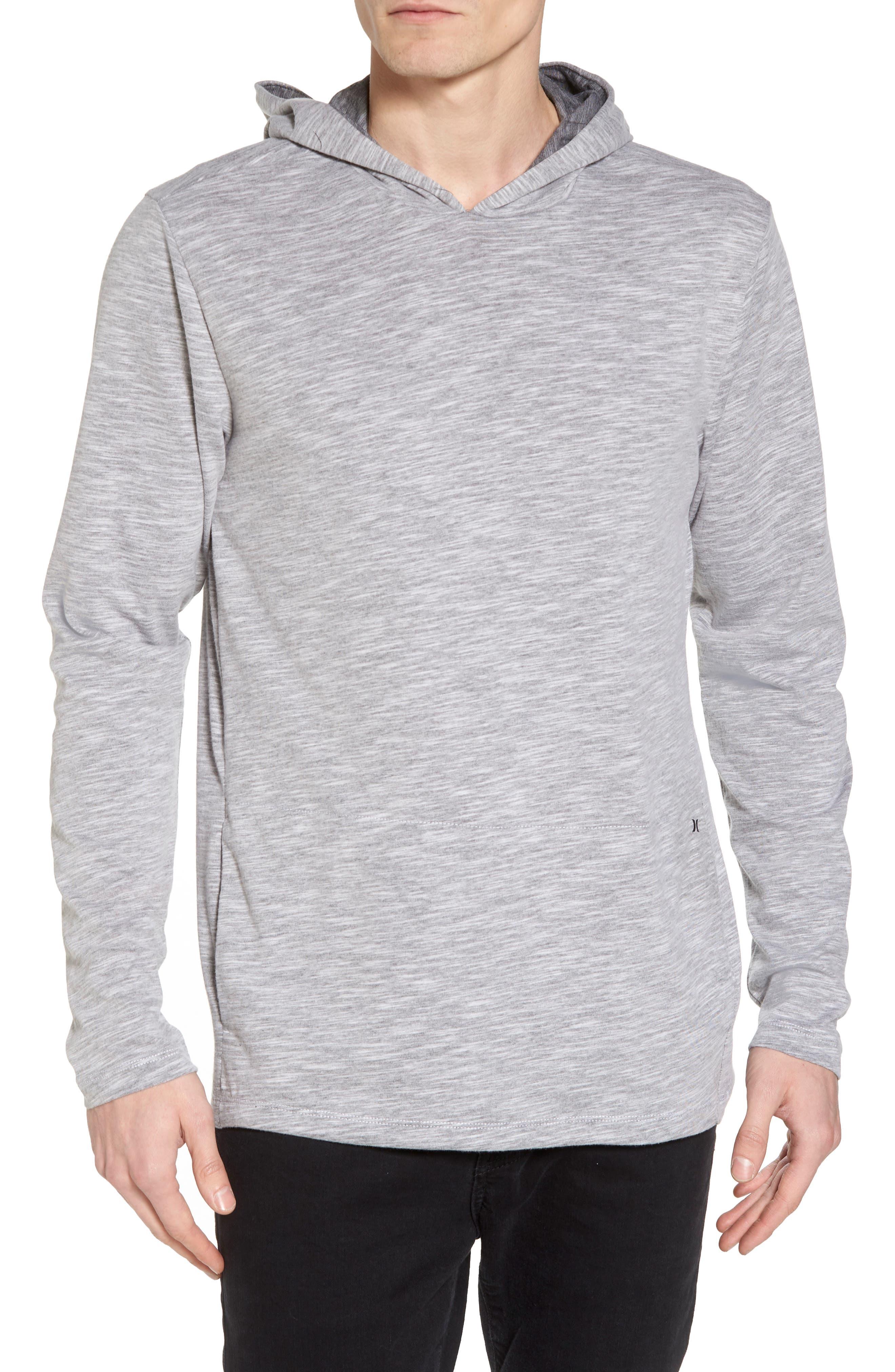 Lagos Dry Hoodie,                         Main,                         color, Dark Grey