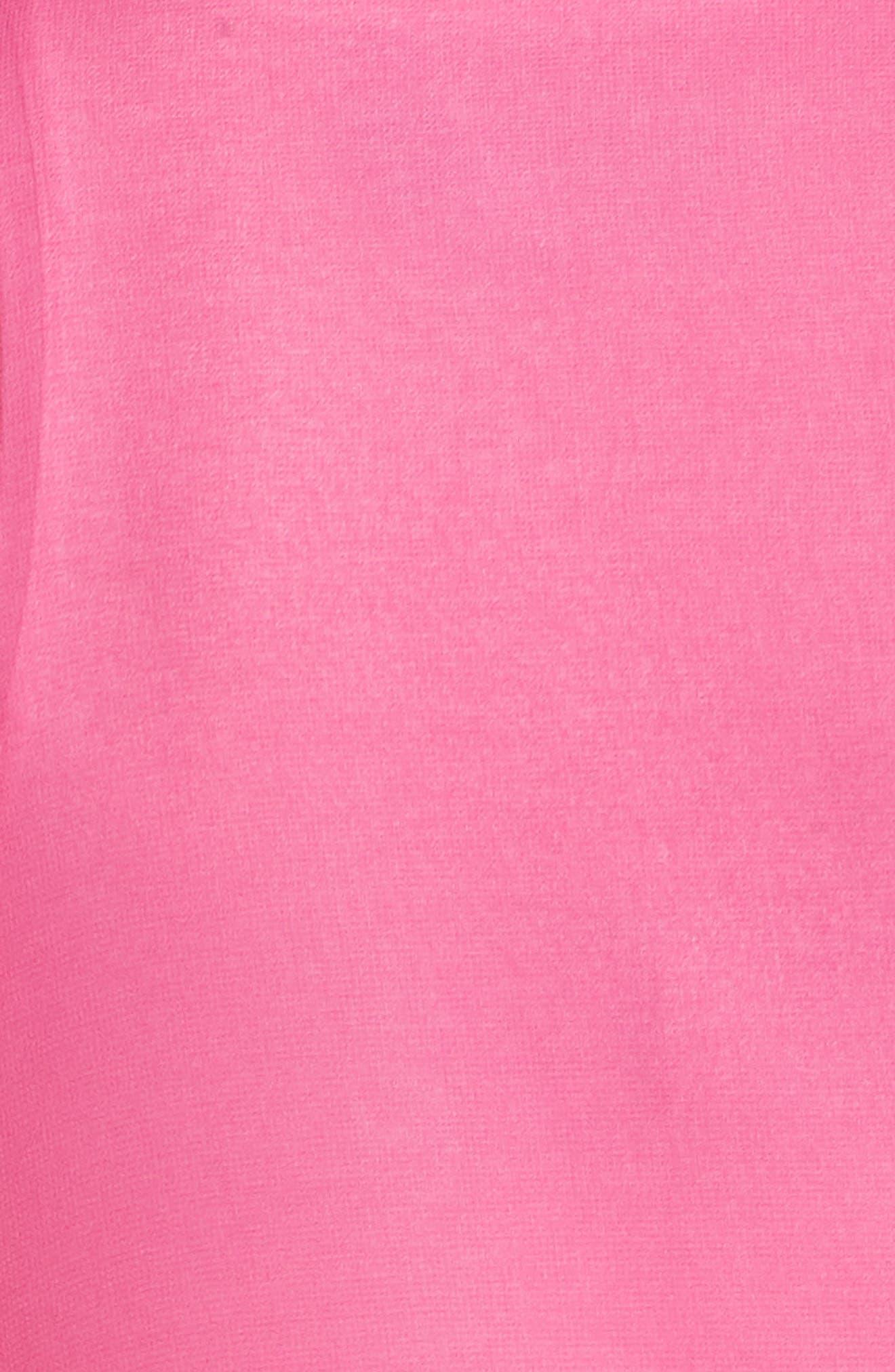 Alternate Image 5  - Nordstrom Chiffon Cover-Up Kimono