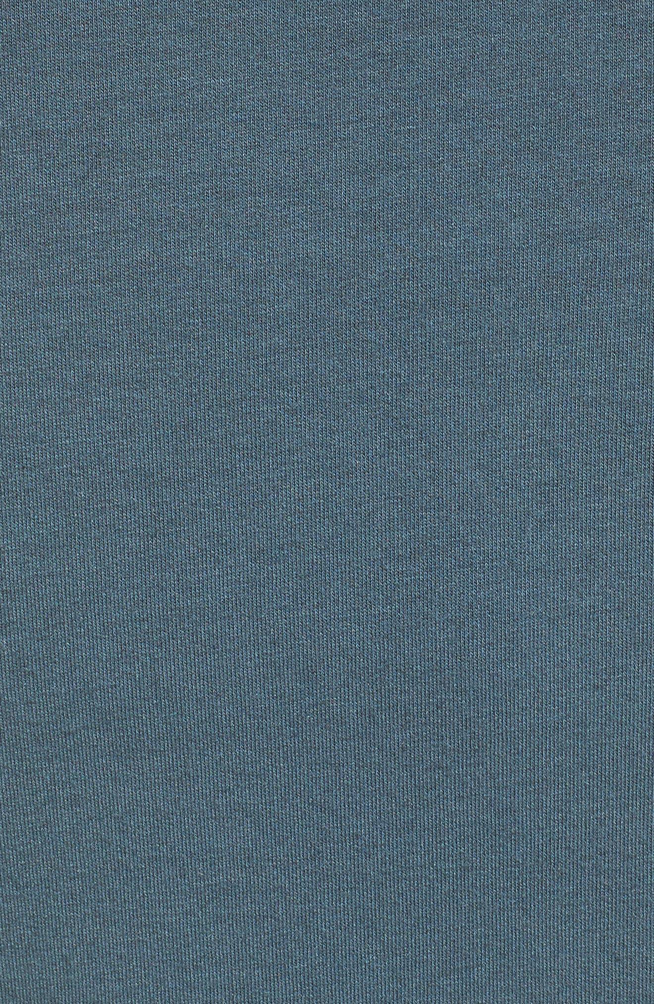 May Contain Wine Sweatshirt,                             Alternate thumbnail 6, color,                             Gunmetal