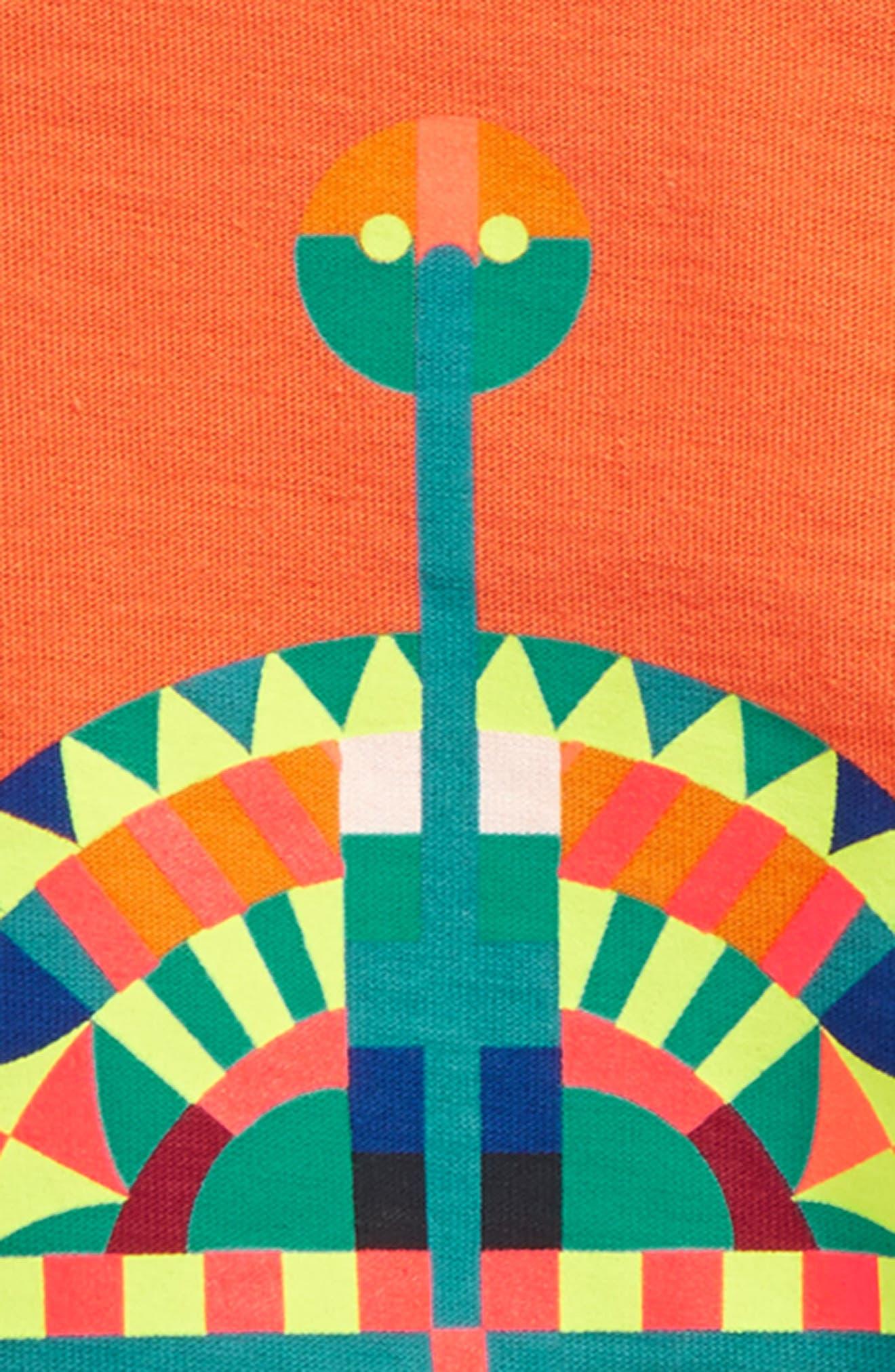 Alternate Image 3  - Tea Collection Thunder Bringer Graphic T-Shirt (Baby Boys)