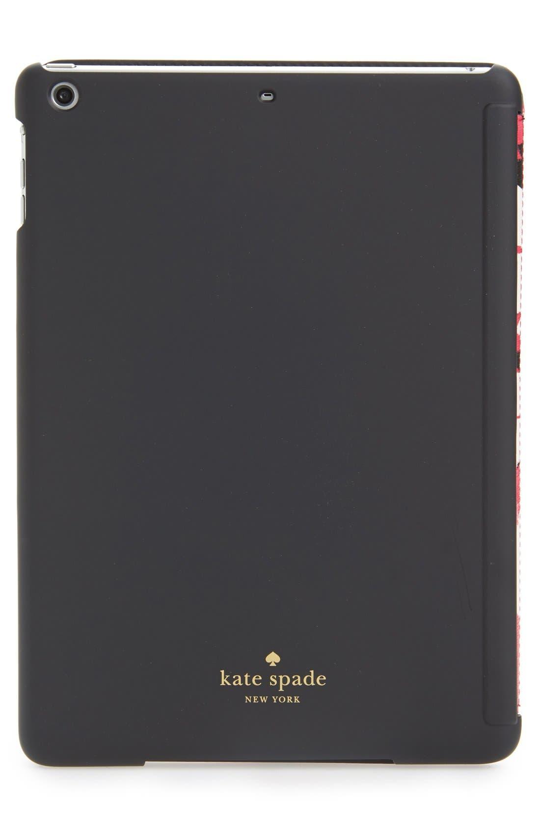 Alternate Image 4  - kate spade new york 'romantic floral' iPad Air case