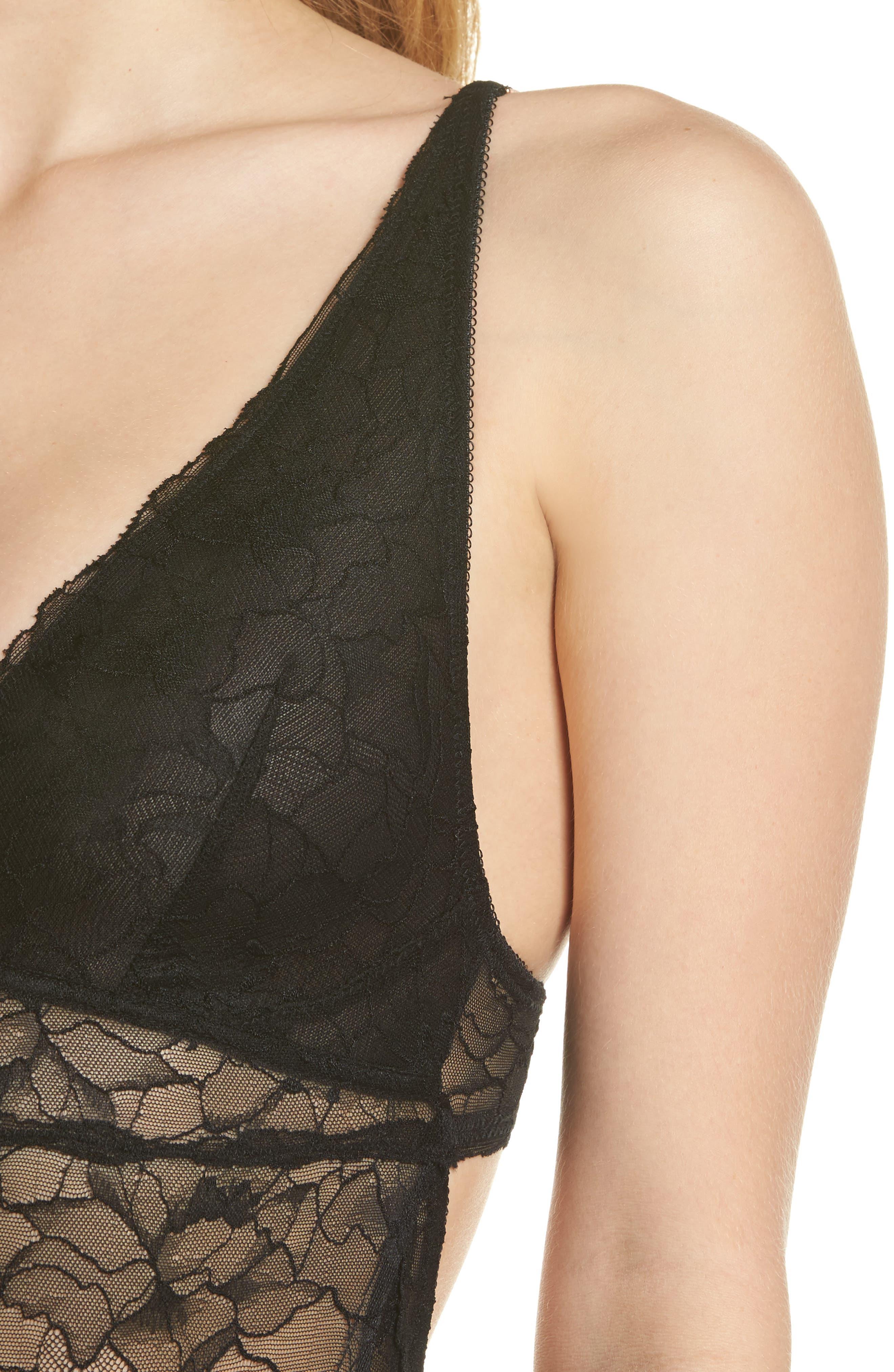 Alternate Image 5  - Samantha Chang Glamour Bodysuit