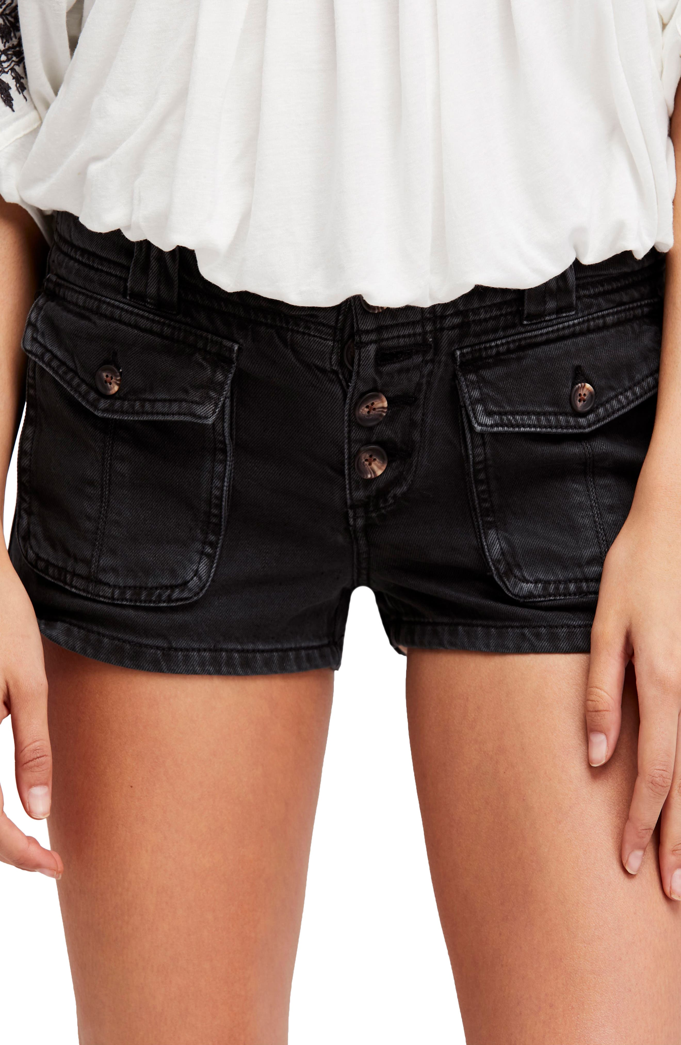 Free People Cora Shorts
