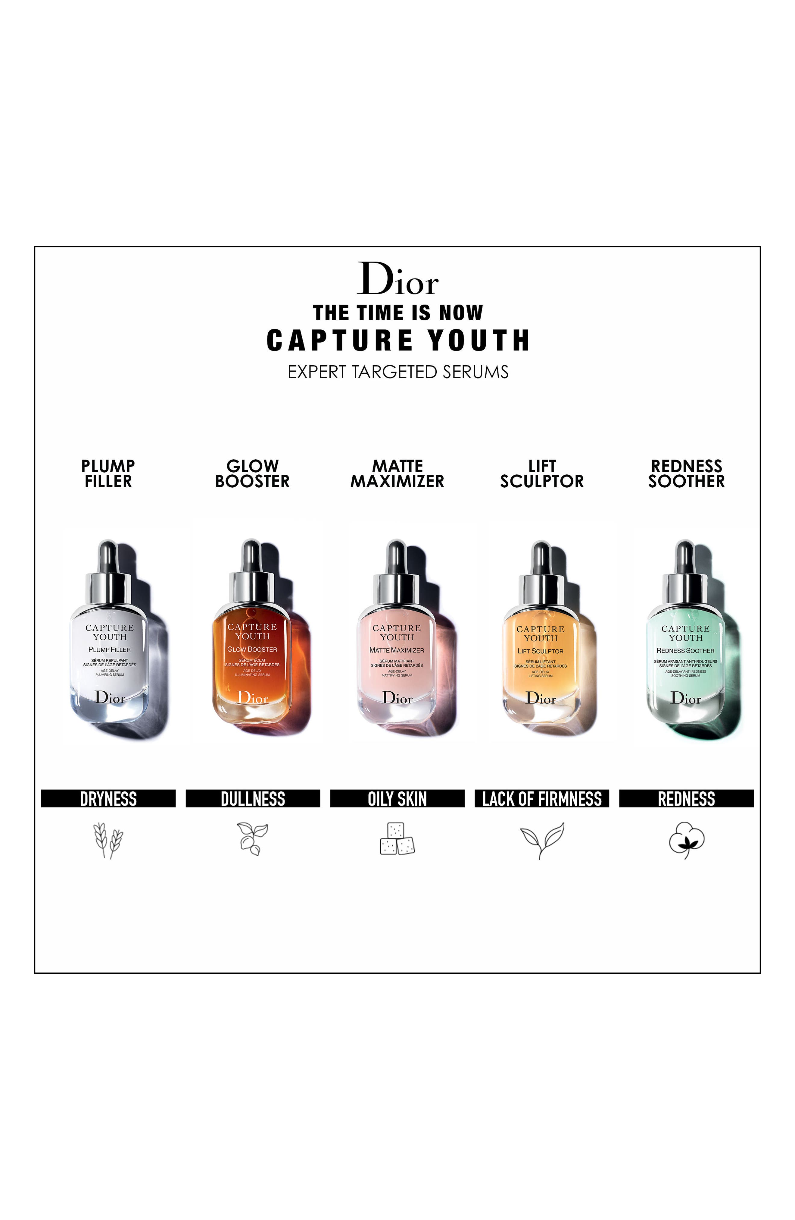 Alternate Image 5  - Dior Capture Youth Matte Maximizer Age-Delay Mattifying Serum