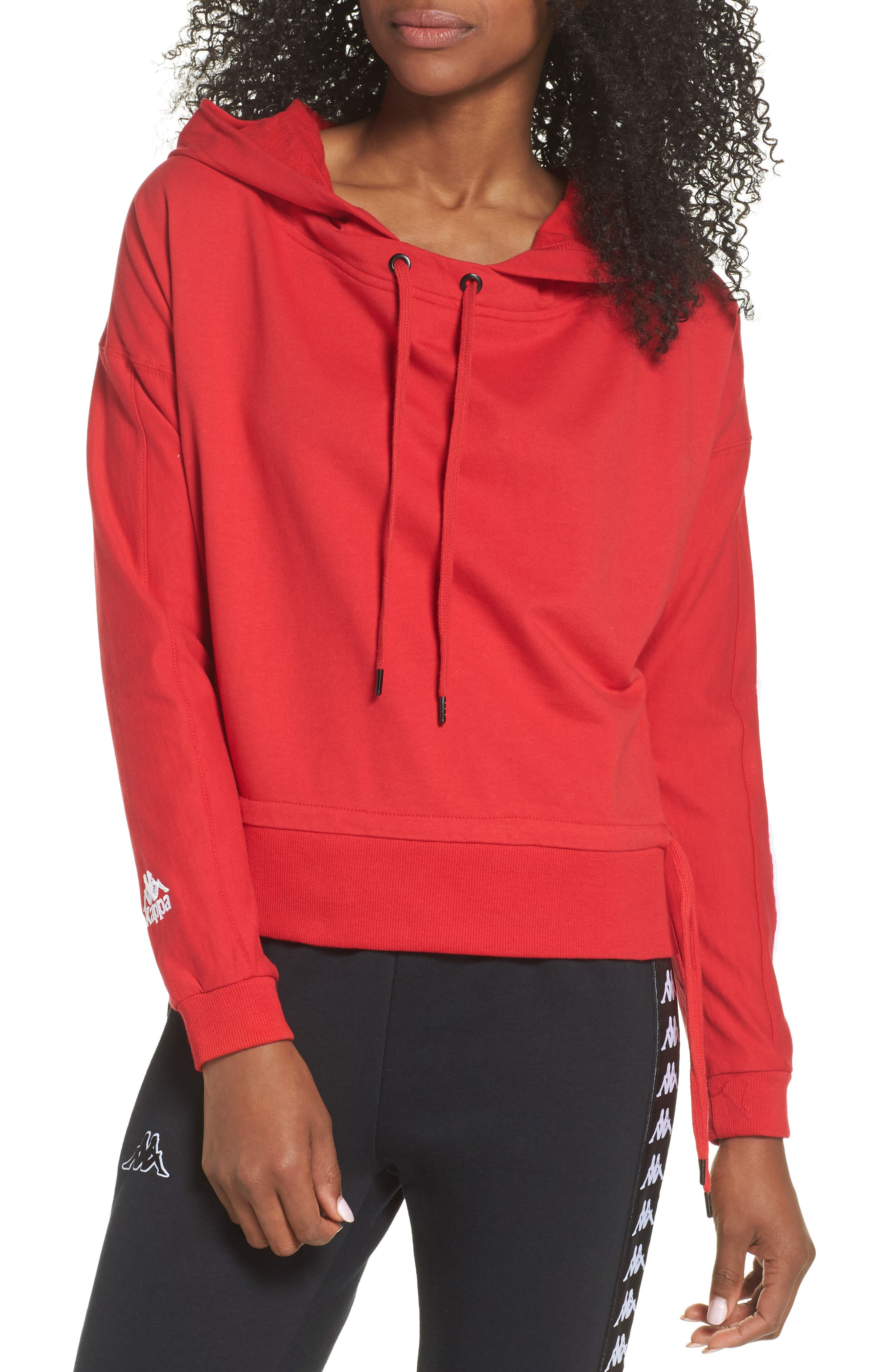 Authentic Frostie Hoodie,                         Main,                         color, Red