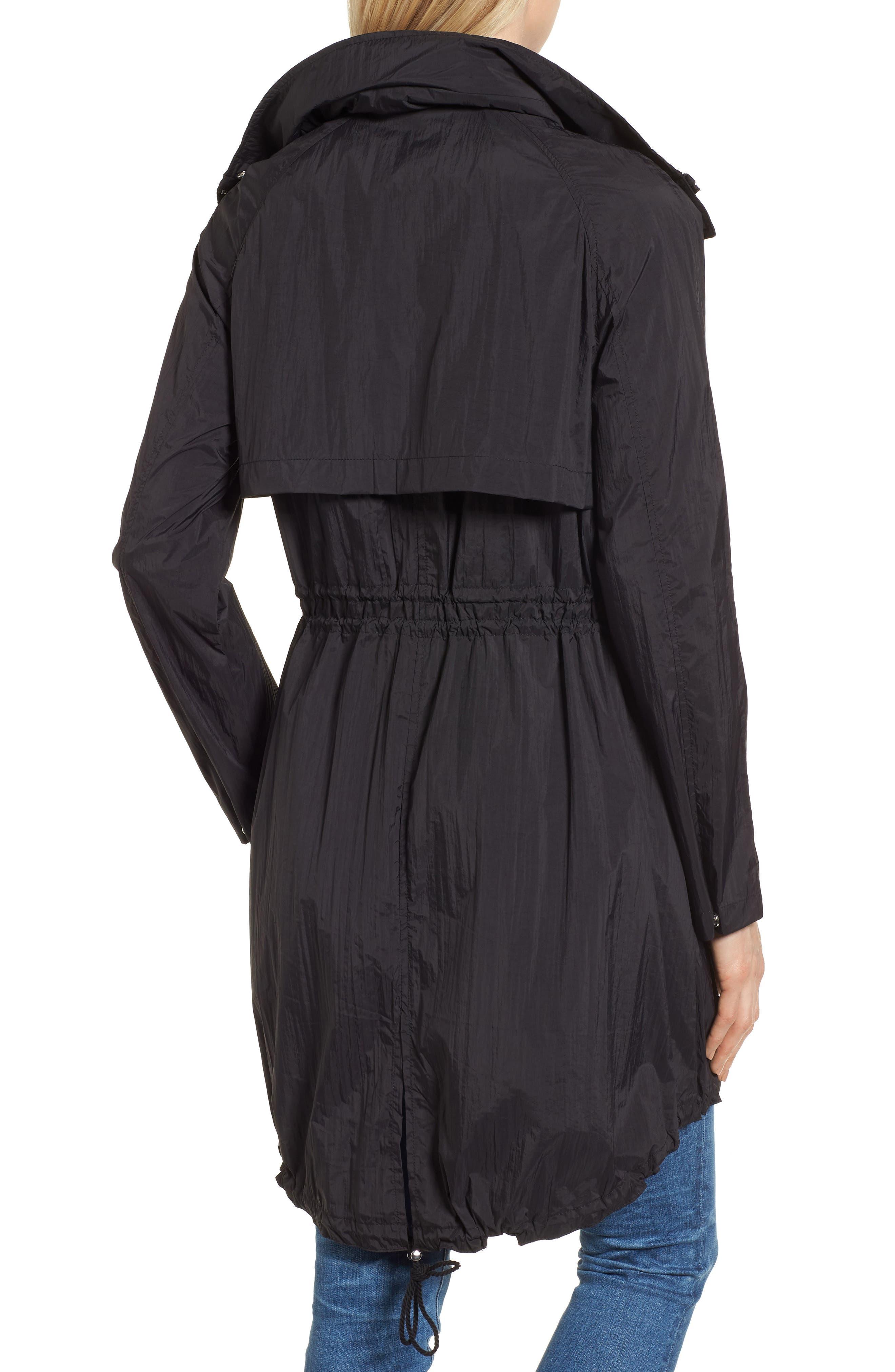 Alternate Image 2  - Sam Edelman Crinkle Anorak Jacket