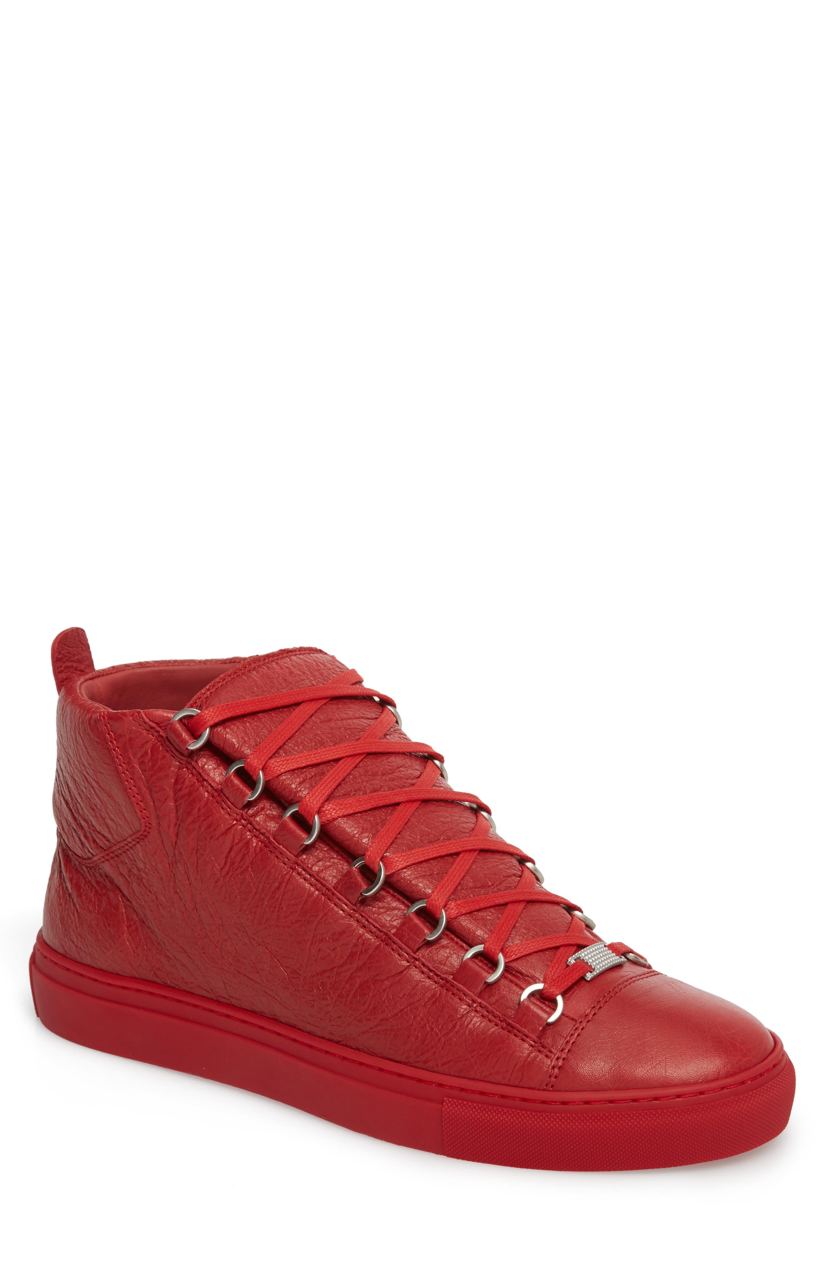 Balenciaga Arena High Sneaker (Men)
