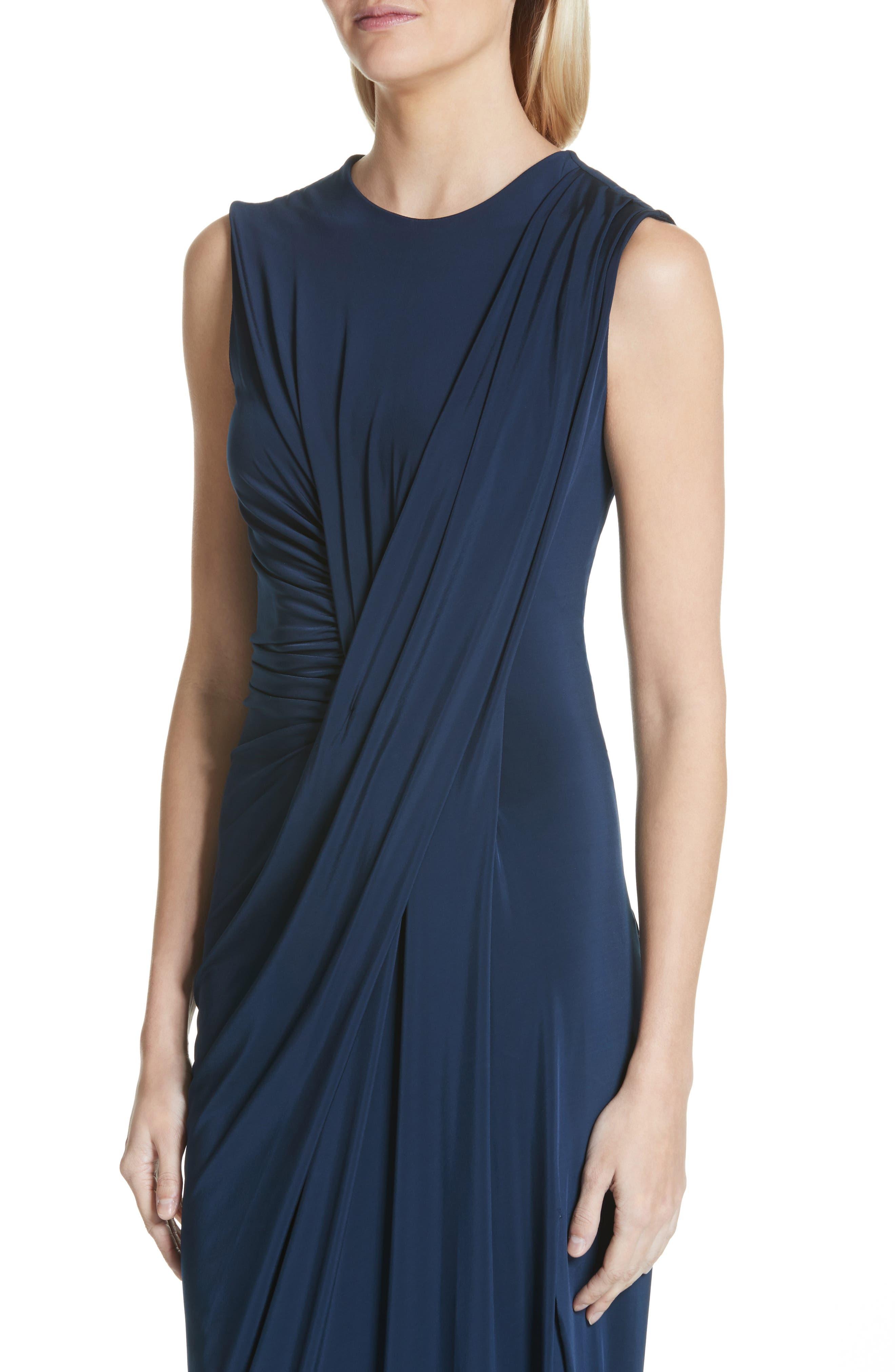 Alternate Image 4  - Jason Wu Draped Jersey Dress