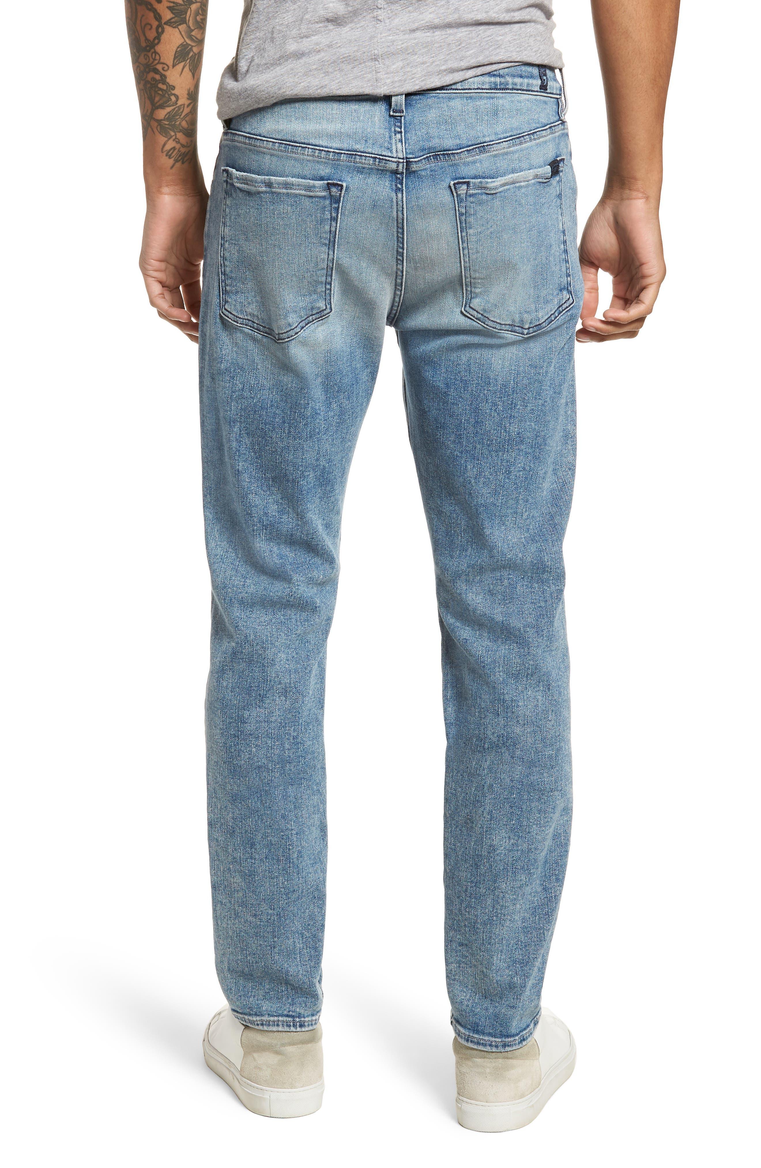 Adrien Slim Fit Jeans,                             Alternate thumbnail 2, color,                             Death Valley