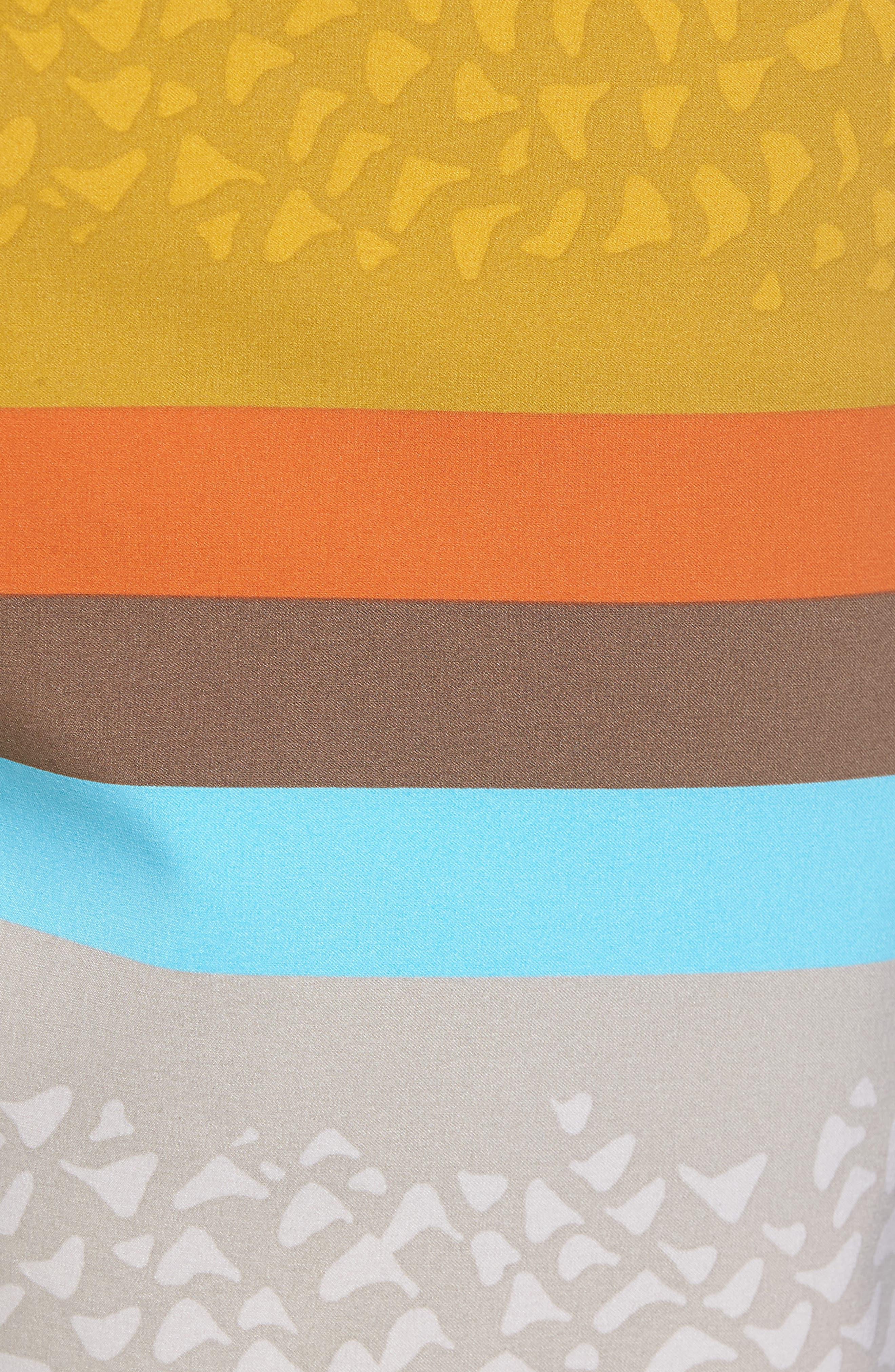Fifty50 Low Tide Swim Trunks,                             Alternate thumbnail 5, color,                             Stone