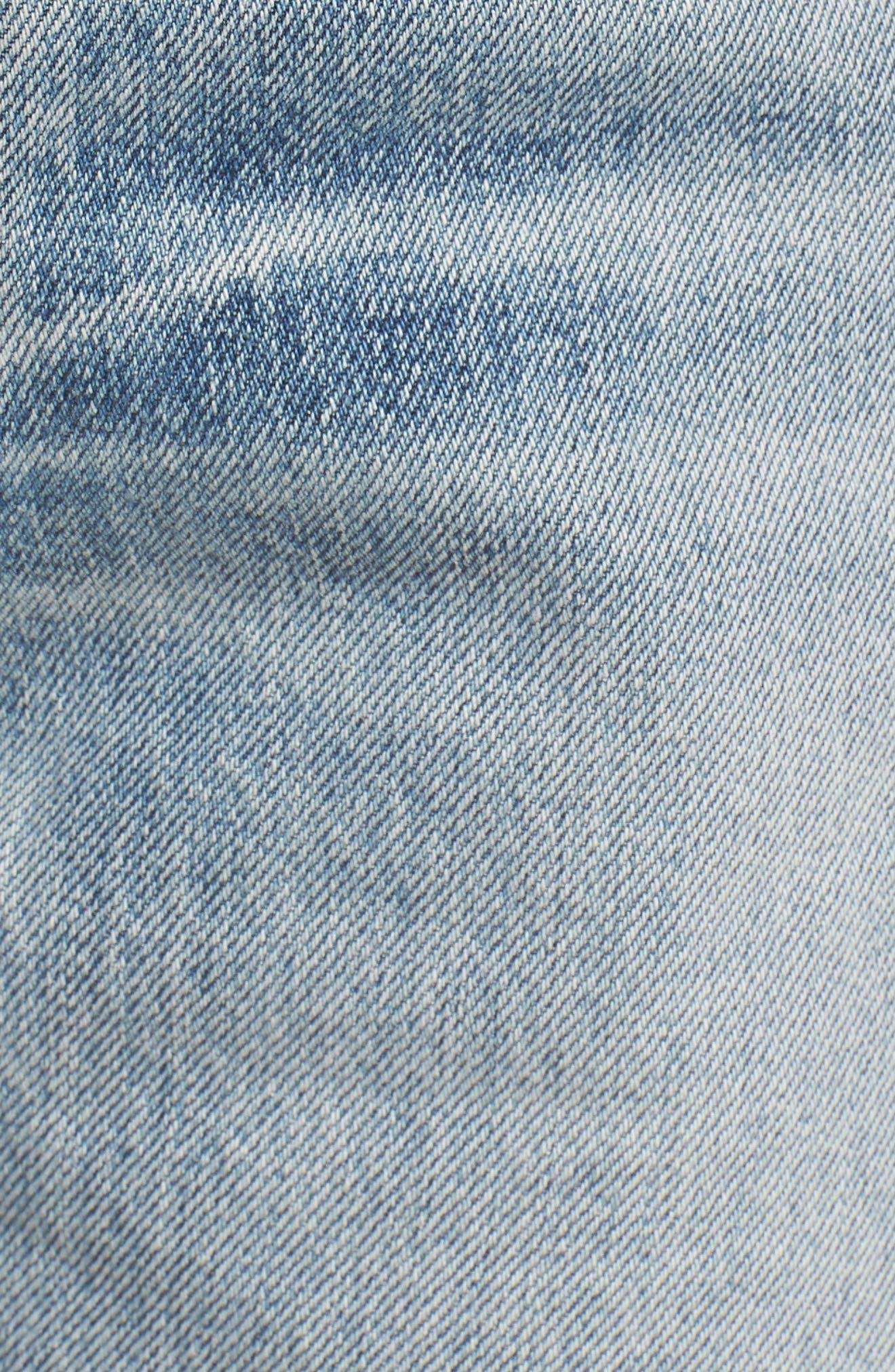 Jamie High Waist Ankle Jeans,                             Alternate thumbnail 5, color,                             Resolution