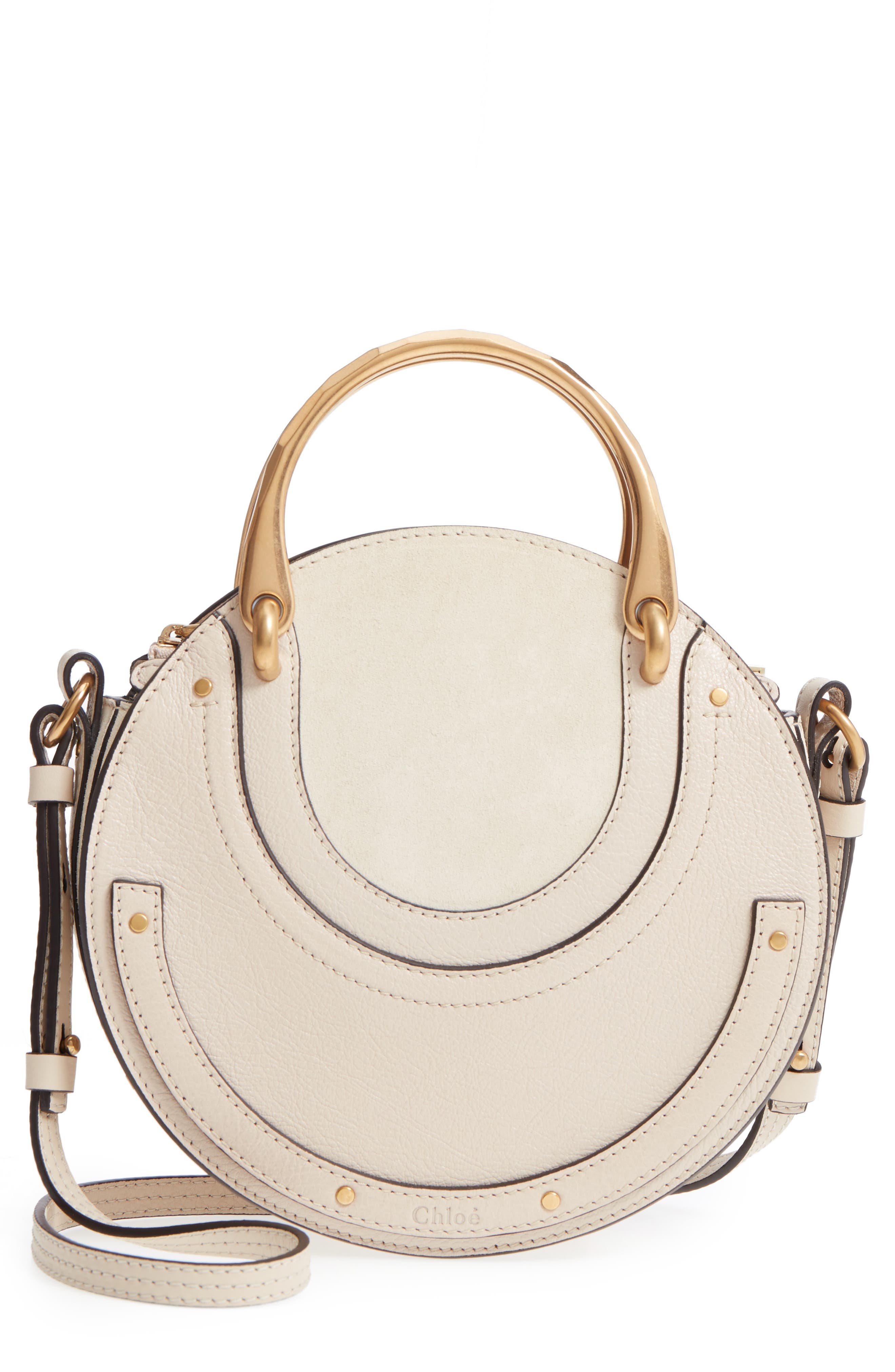 Alternate Image 1 Selected - Chloé Pixie Leather Crossbody Bag