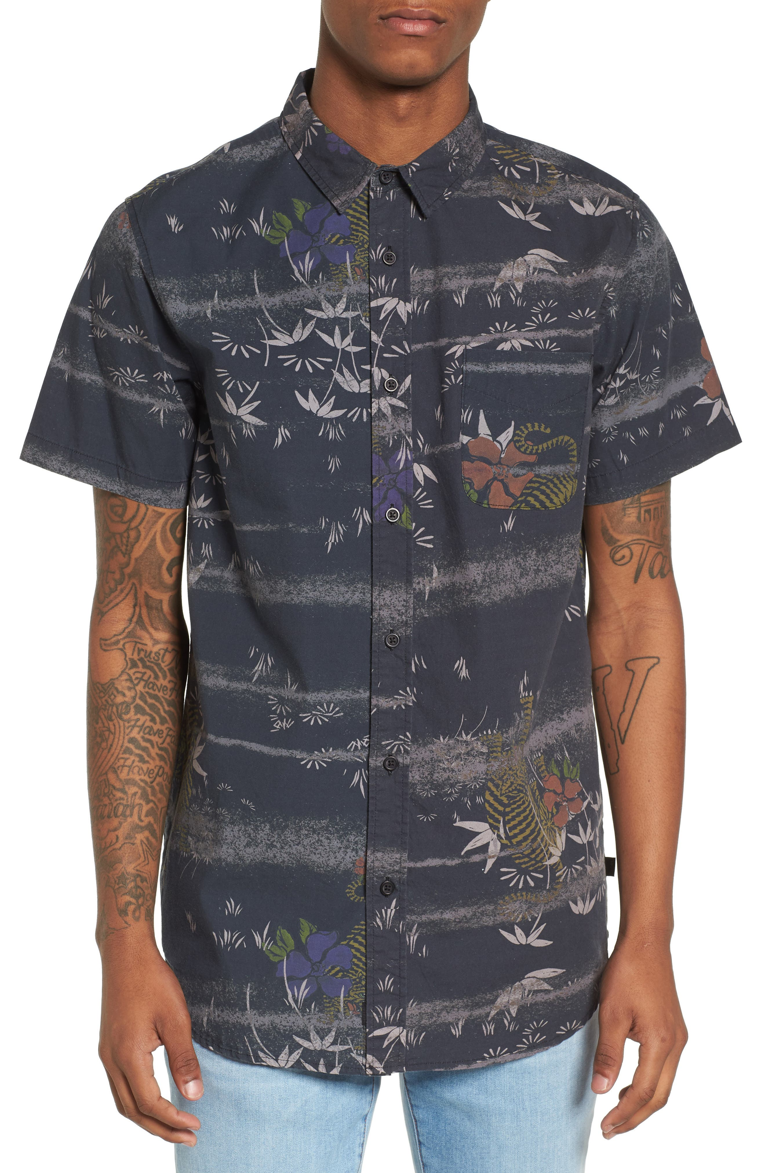 Globe Makatza Woven Shirt