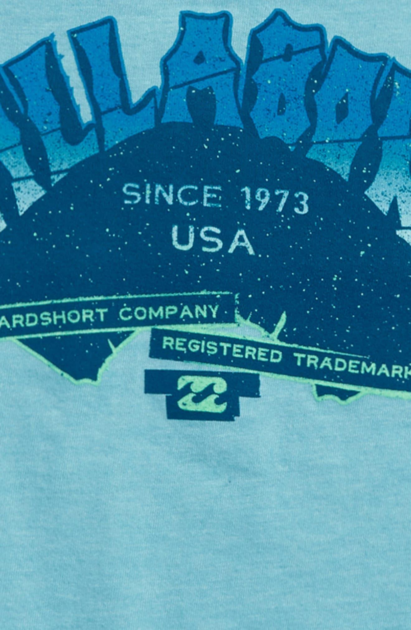 Alternate Image 3  - Billabong Dicer Graphic T-Shirt (Big Boys)