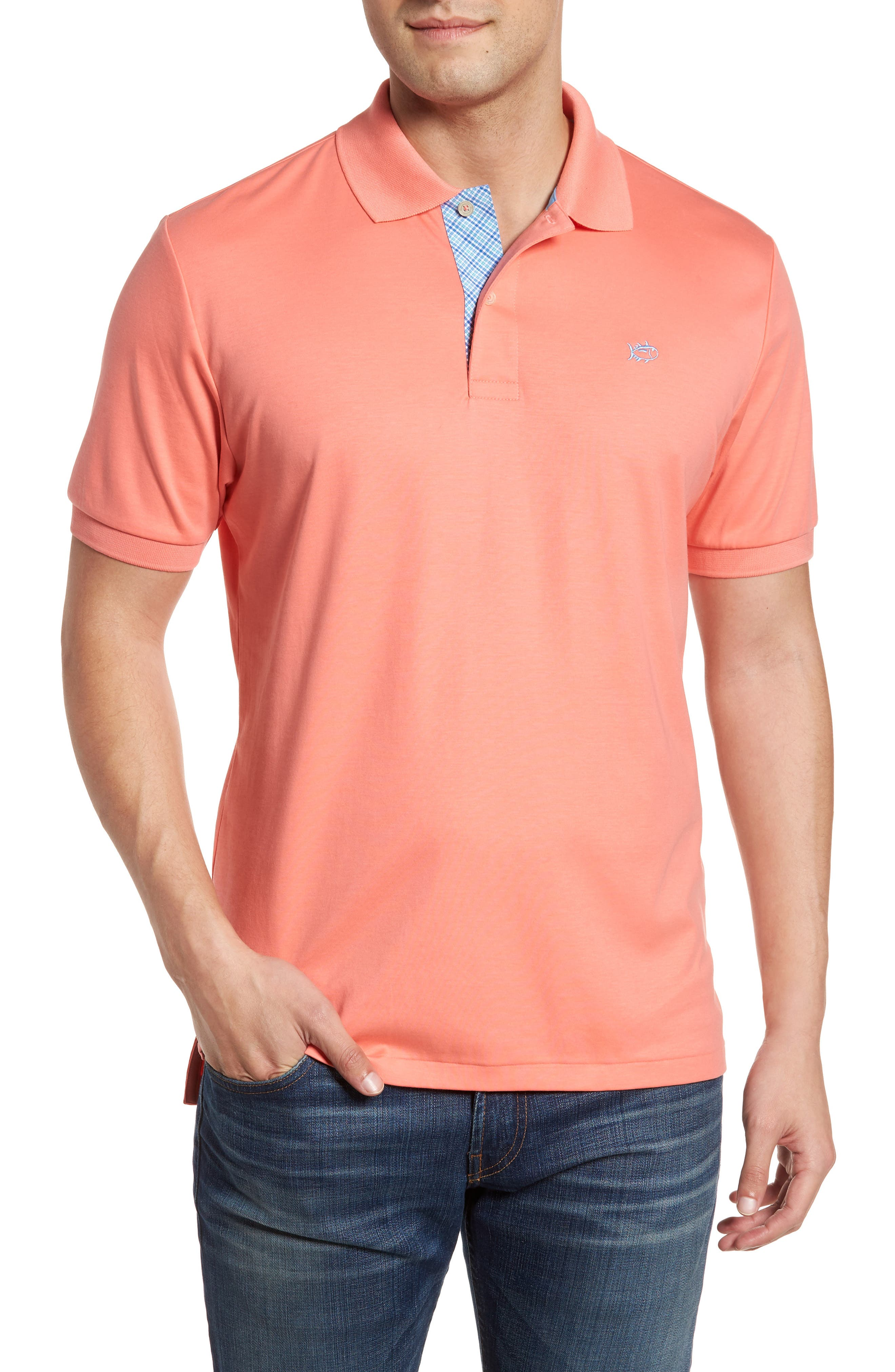 Alternate Image 1 Selected - Southern Tide Sugar Mill Jersey Polo