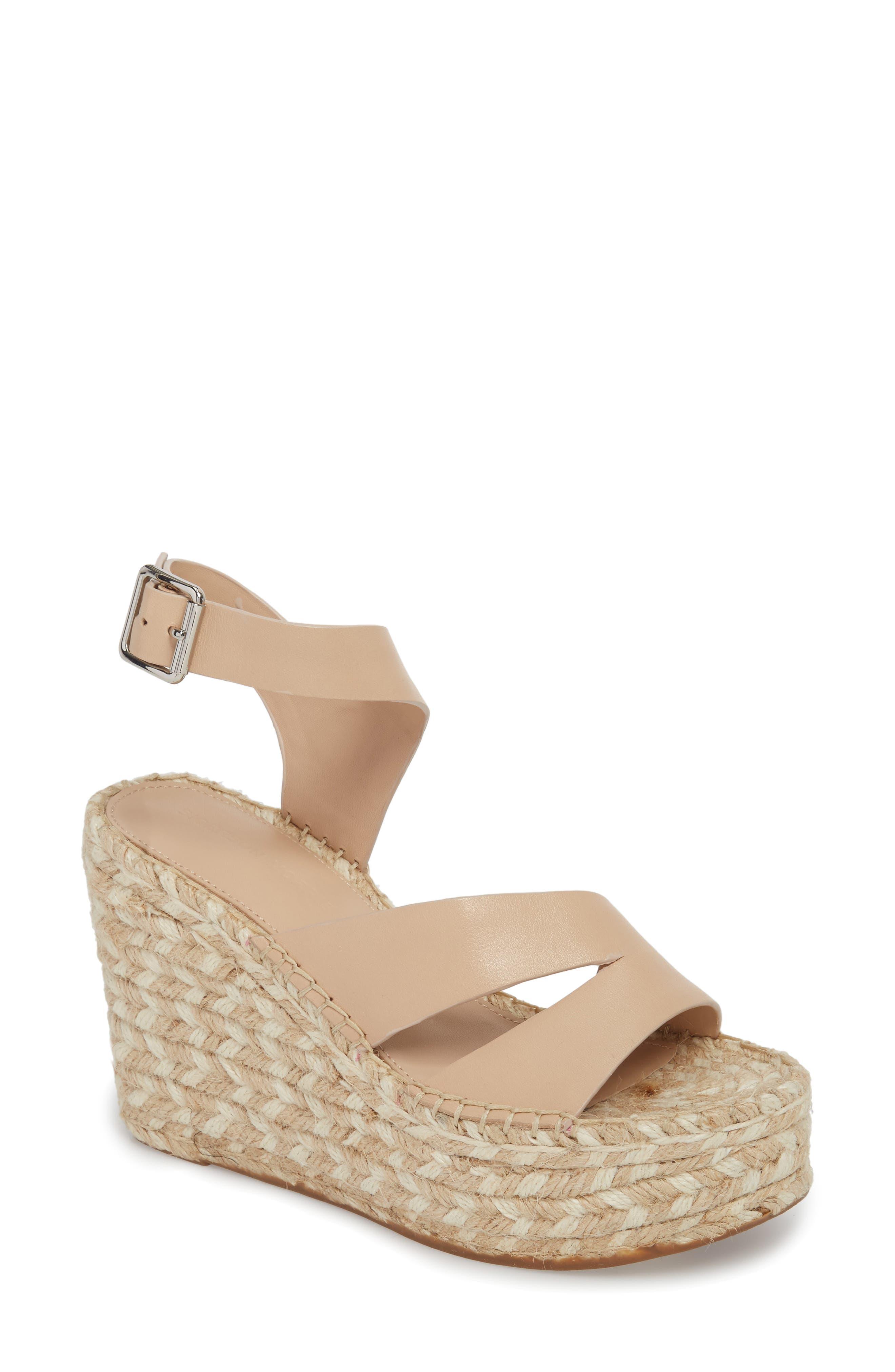 Sigerson Morrison Wedge Espadrille Sandal (Women)