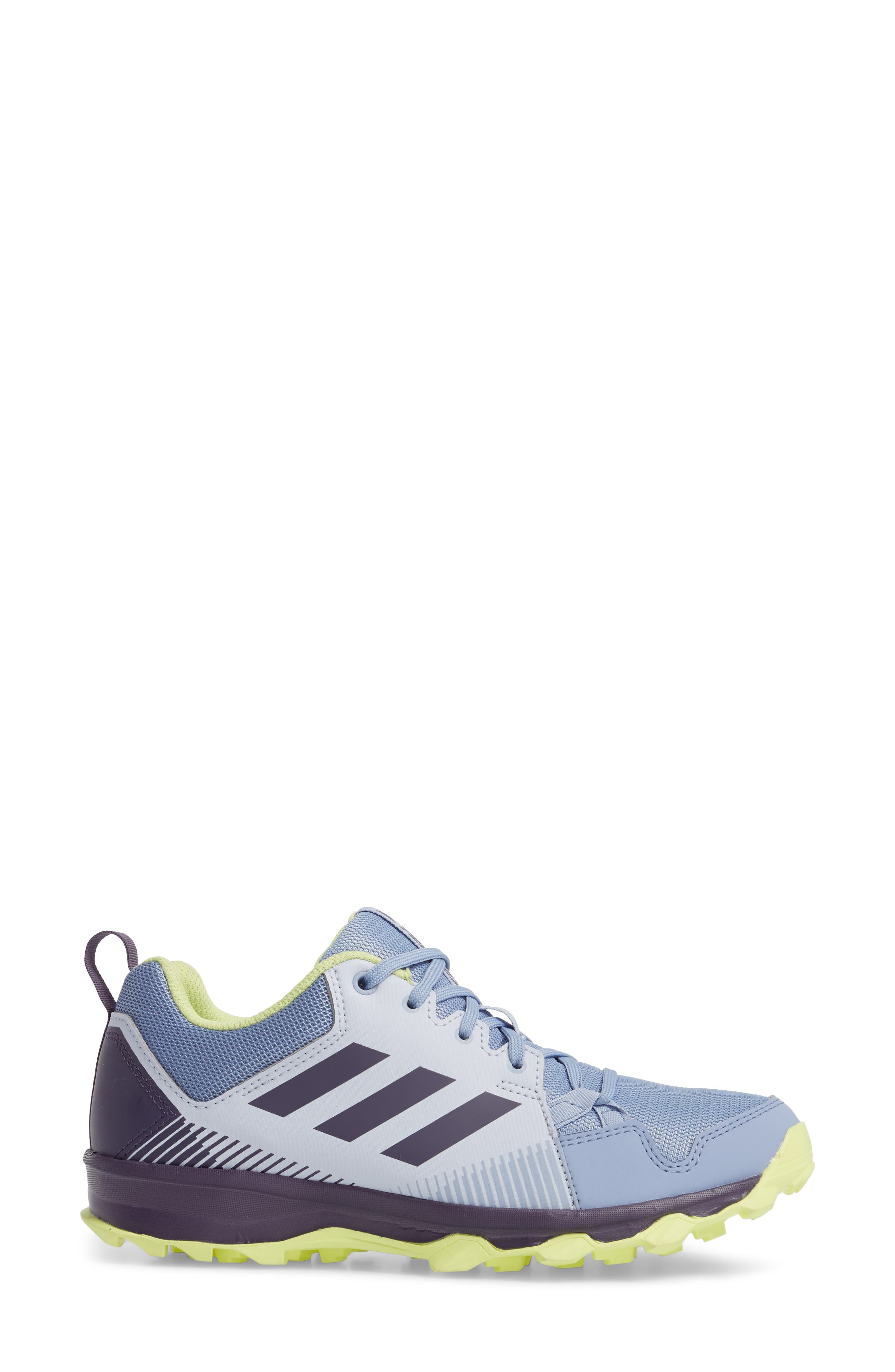 'Tracerocker' Athletic Shoe,                             Alternate thumbnail 3, color,                             Aero Blue/ Purple/ Yellow