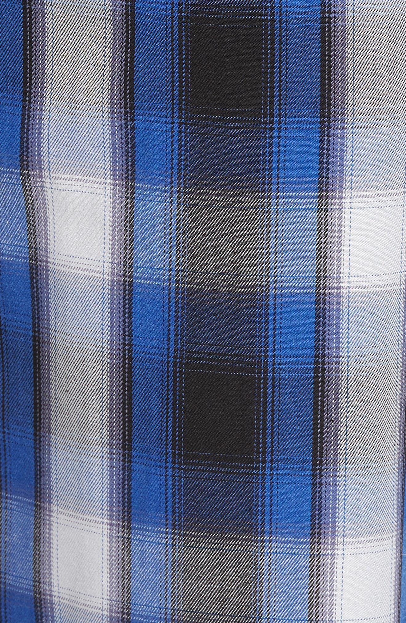 Urbane Lounge Pants,                             Alternate thumbnail 5, color,                             Presidio Black