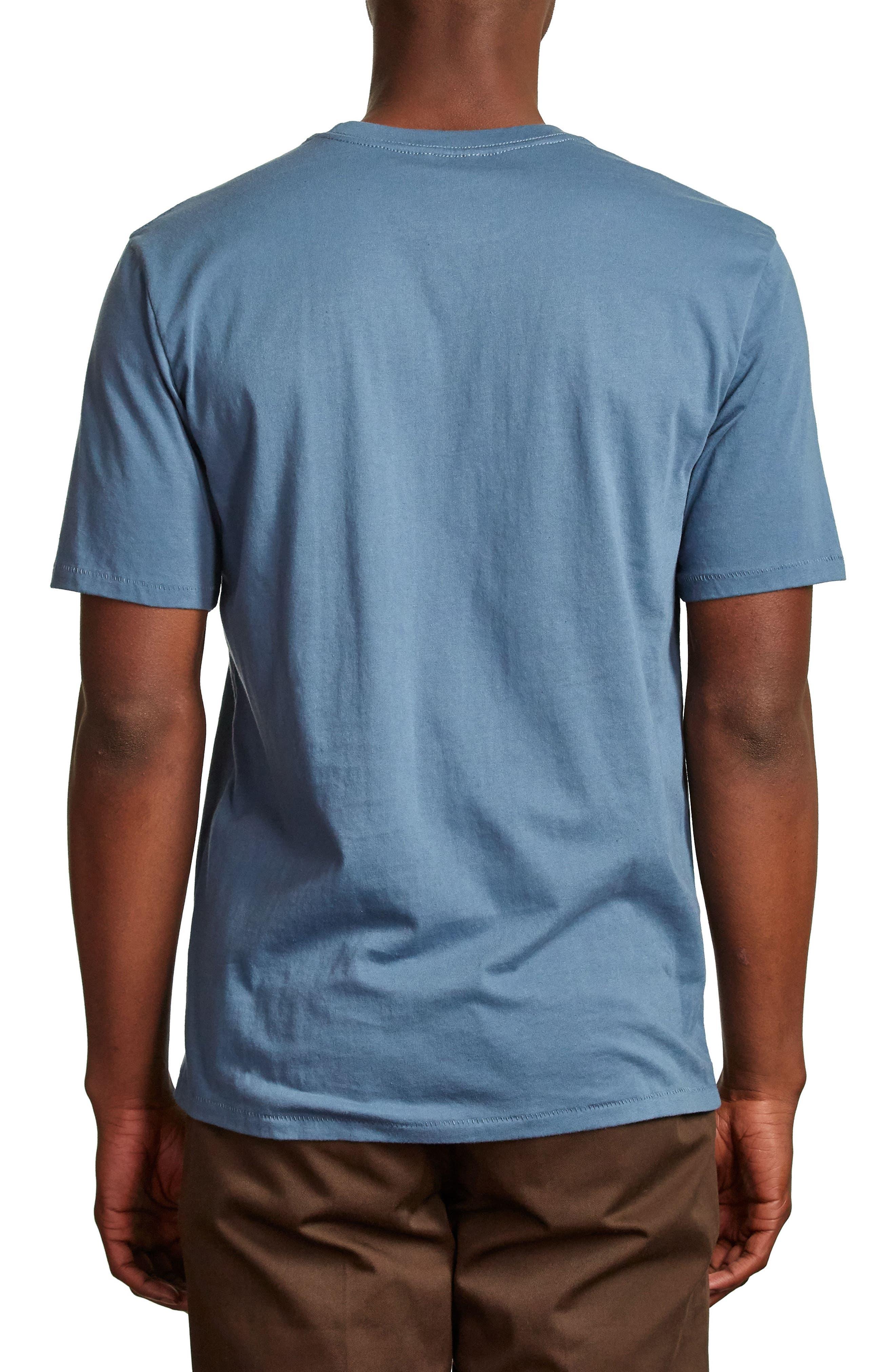 Mercury T-Shirt,                             Alternate thumbnail 2, color,                             Dusty Blue