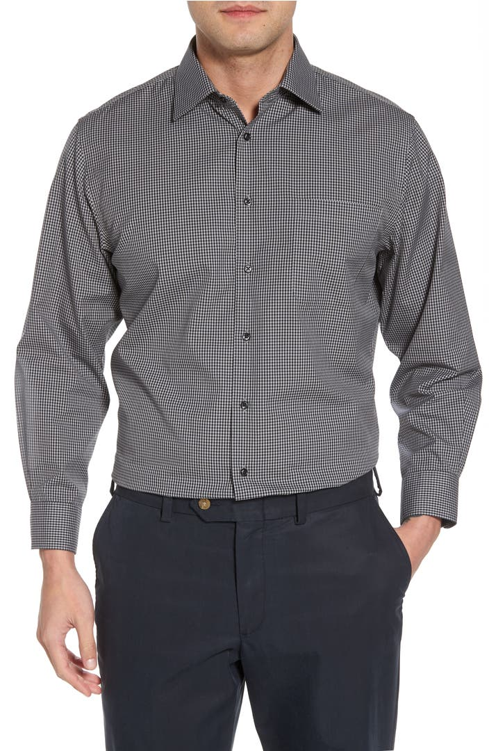 Nordstrom Gray Mens Size 16 1/2 Striped Dress Shirt View All  From Dress Shirts Nordstrom