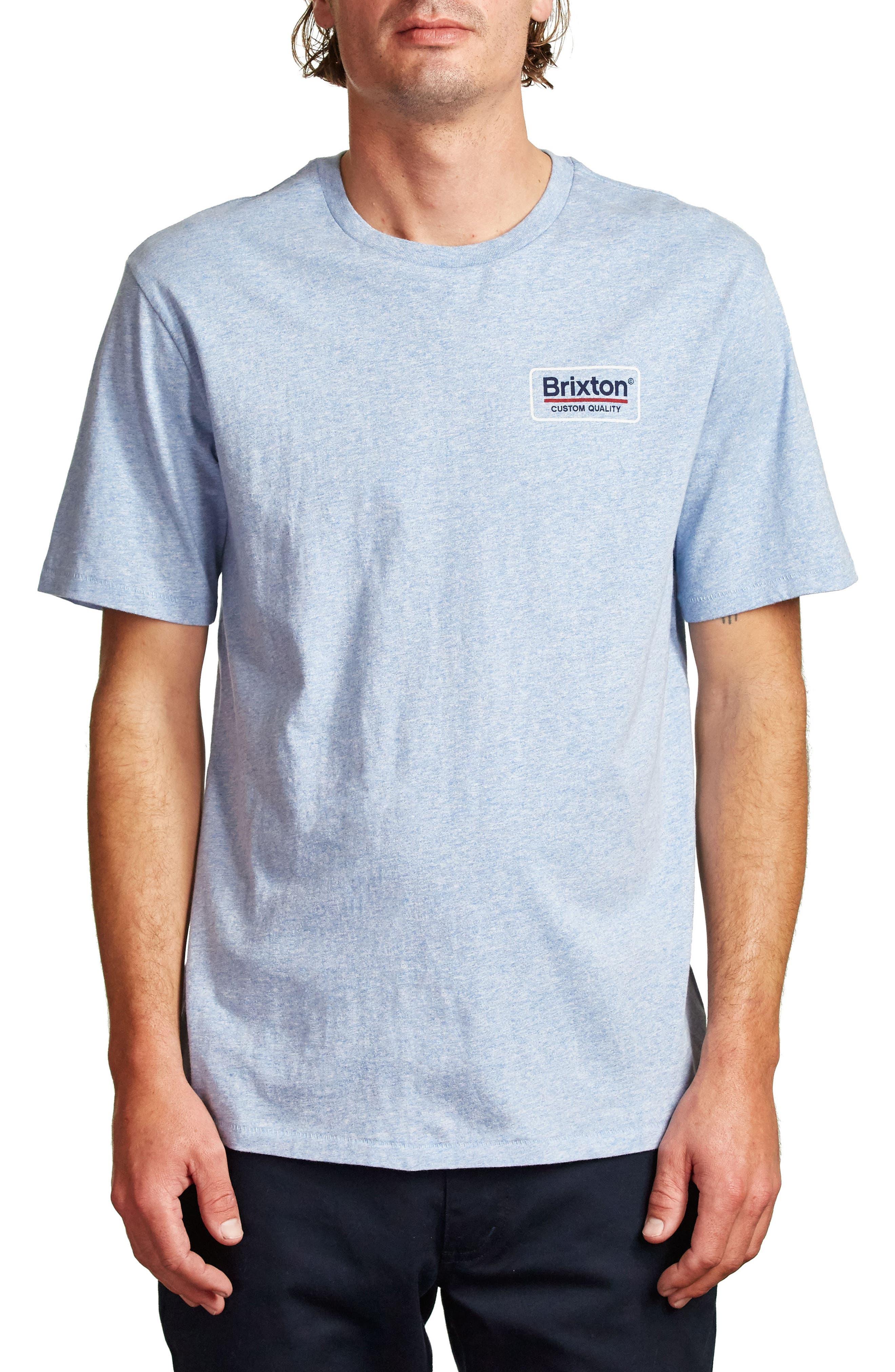 Brixton Palm Premium T-Shirt