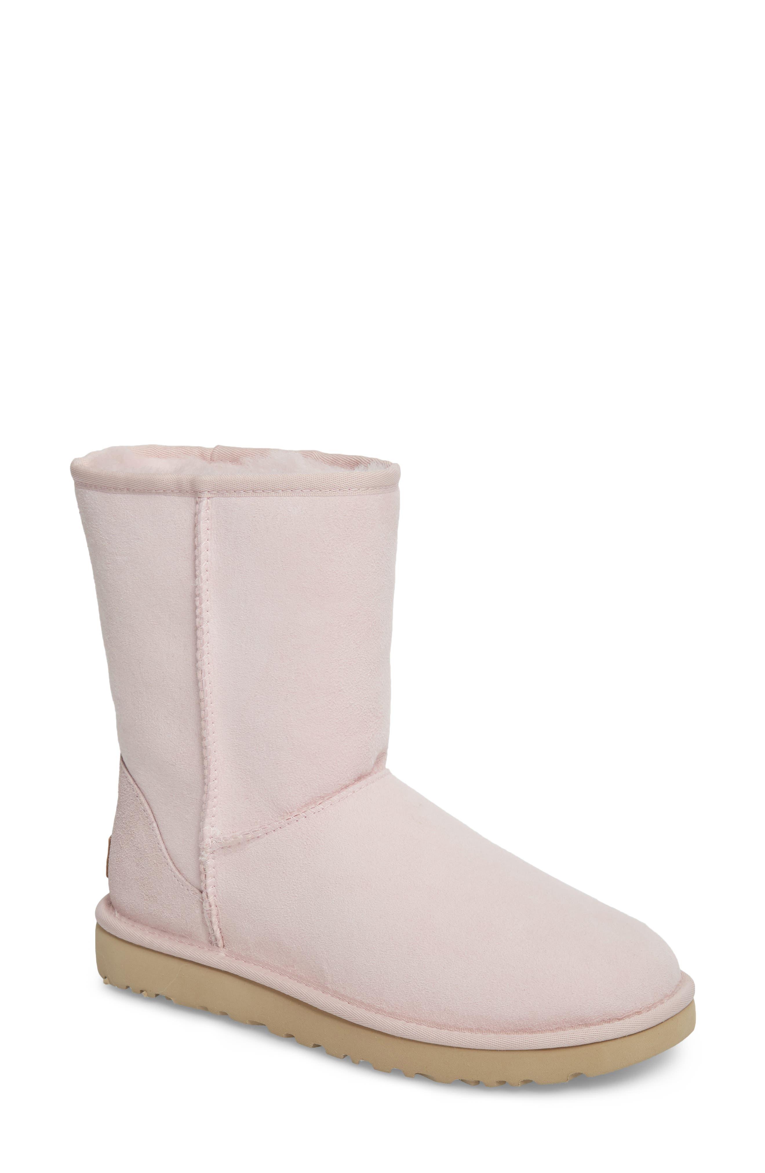 UGG® 'Classic II' Genuine Shearling Lined Short Boot (Women)