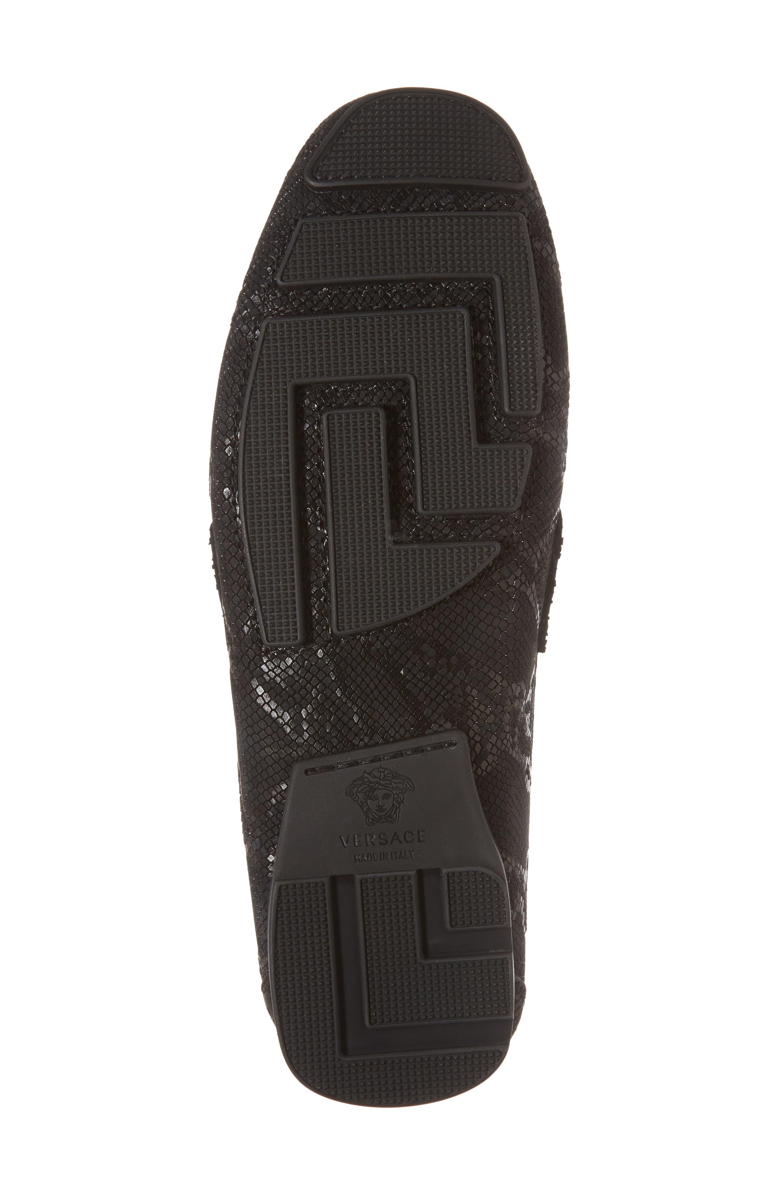 Driving Shoe,                             Alternate thumbnail 6, color,                             Black