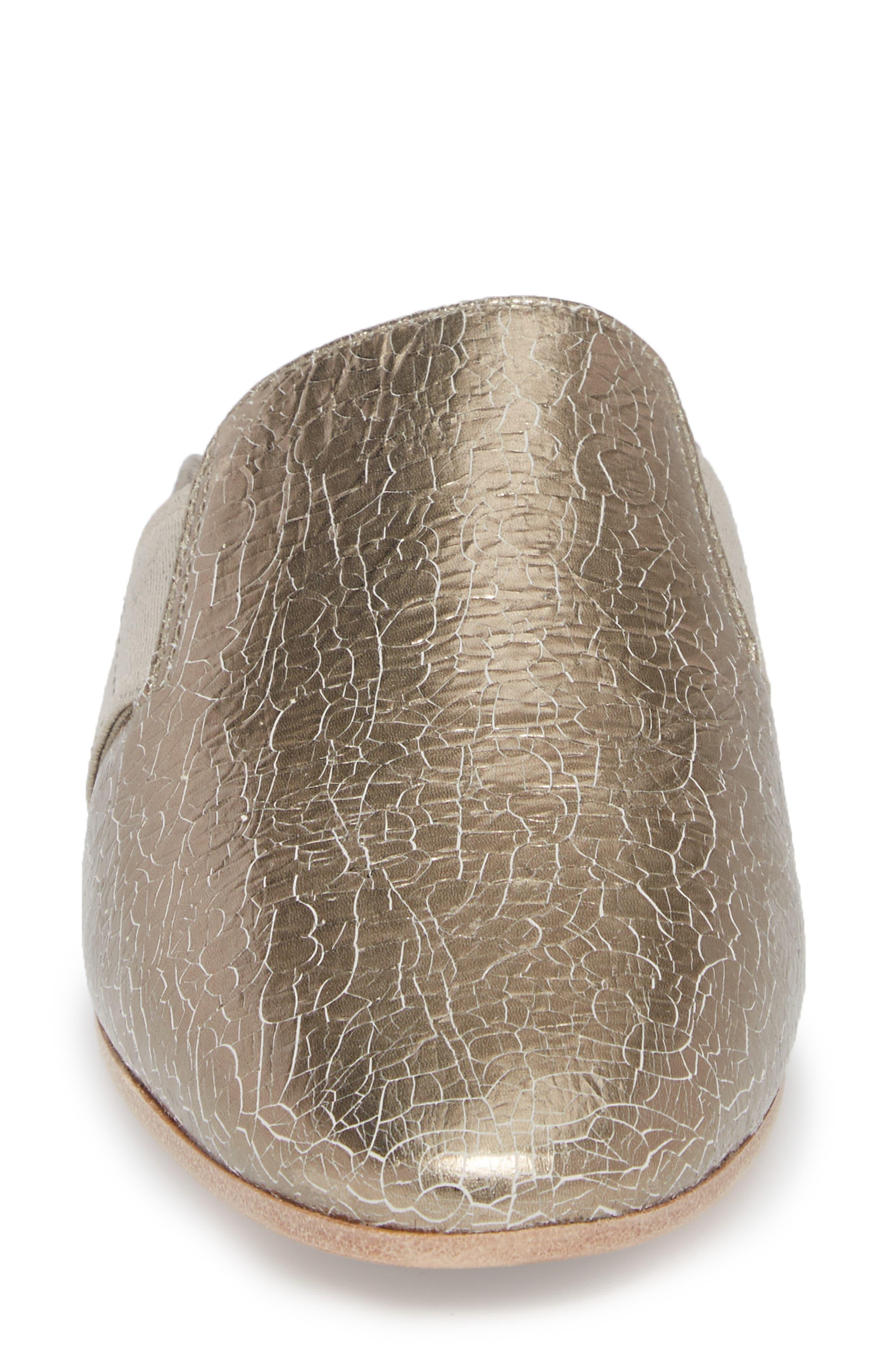 Terri Mule,                             Alternate thumbnail 5, color,                             Silver Leather