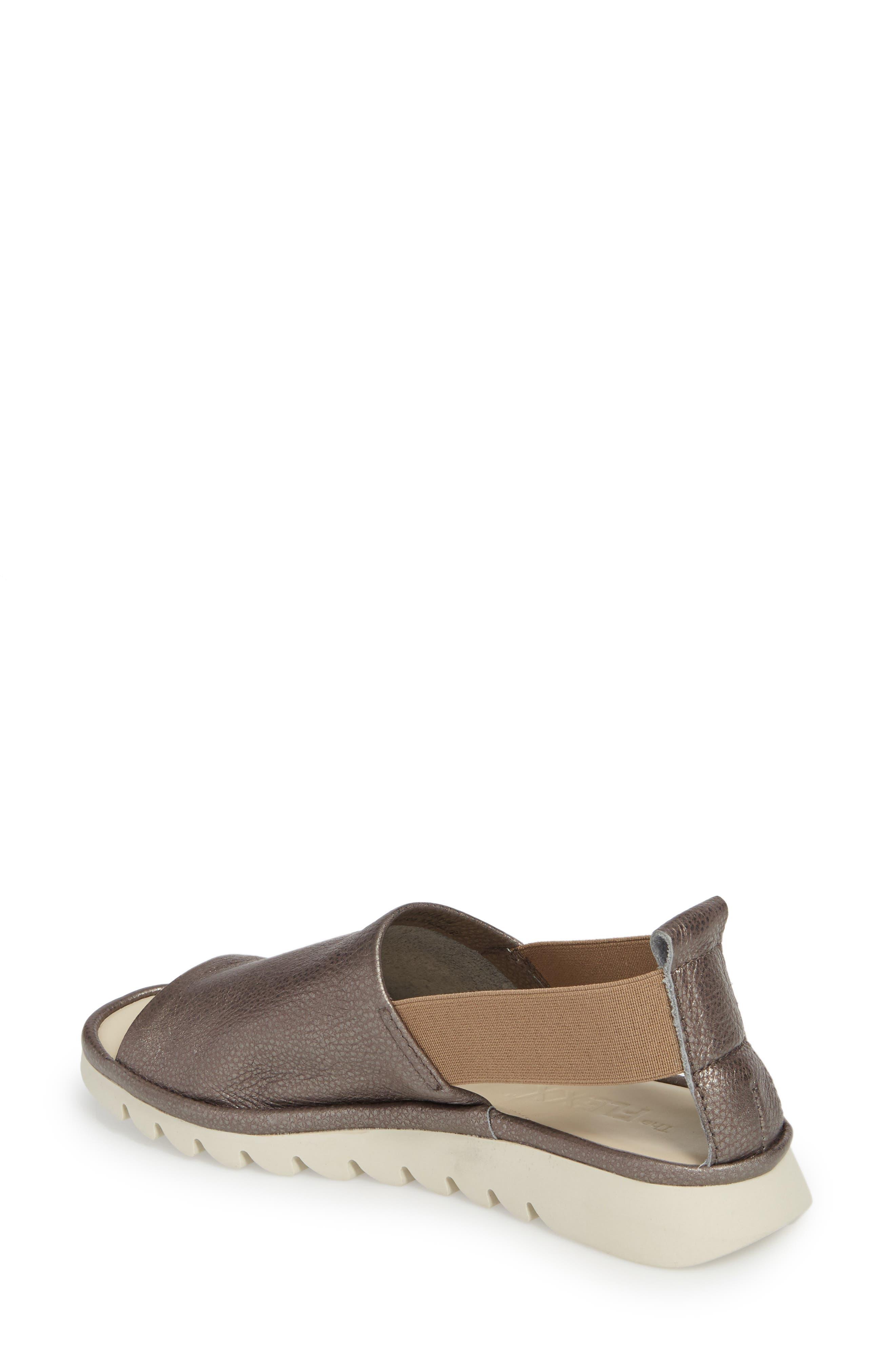 Shore Line Sandal,                             Alternate thumbnail 2, color,                             Canna Di Fucile Leather