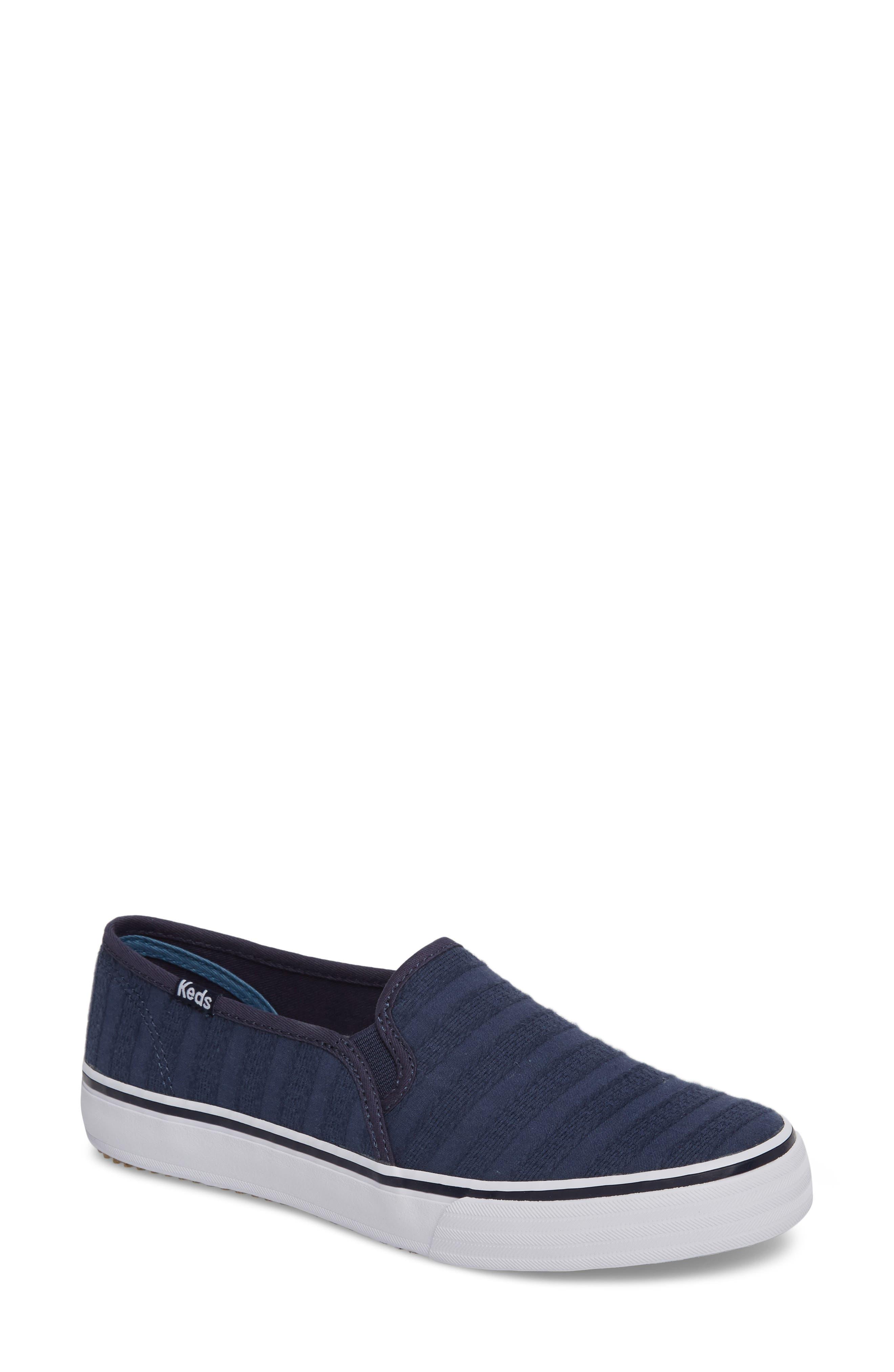 Keds® Double Decker Slip-On Sneaker (Women)