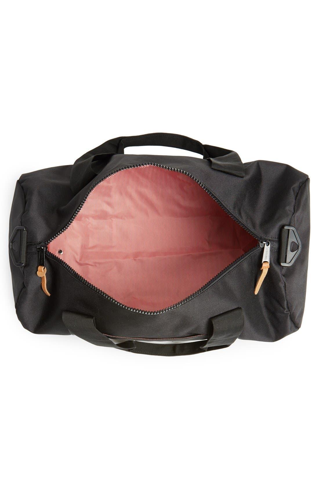 Alternate Image 4  - Herschel Supply Co. 'Sutton - Mid Volume' Duffel Bag