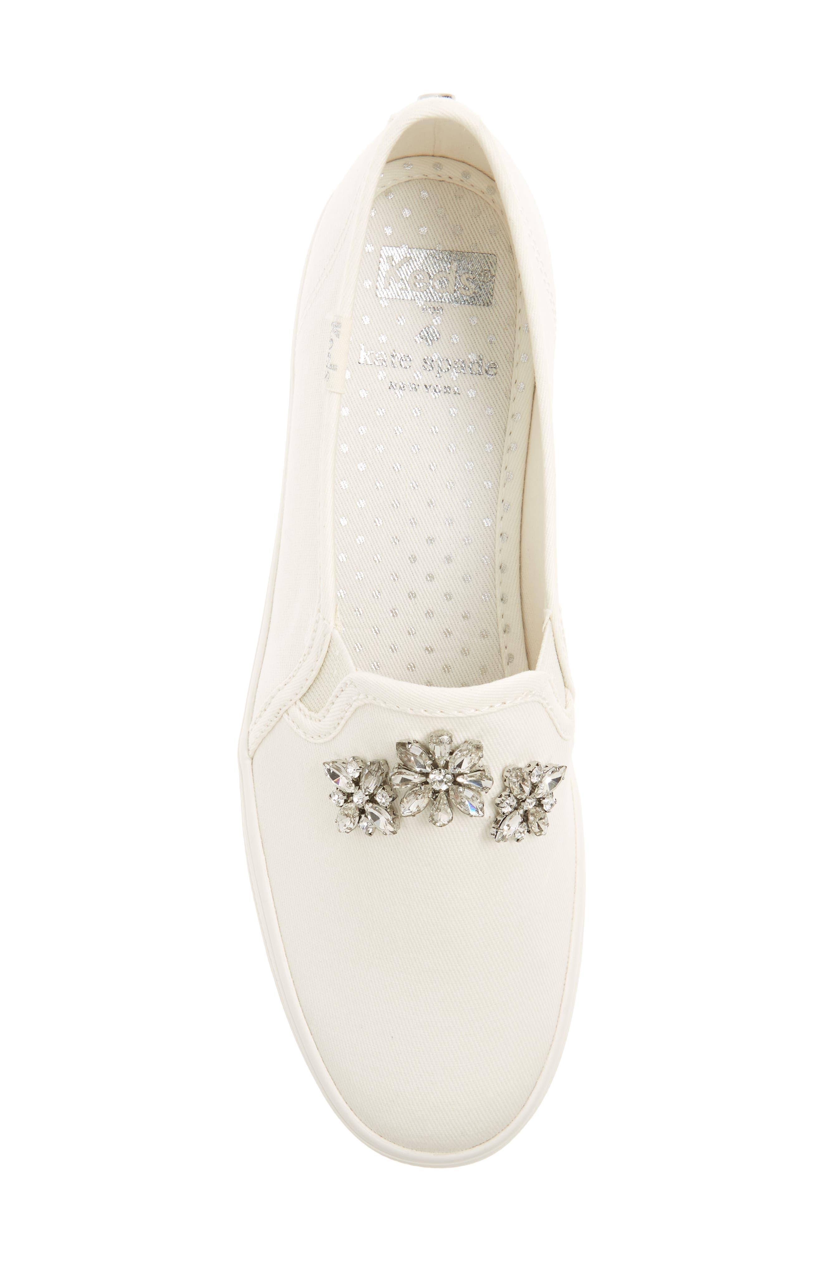 Alternate Image 5  - Keds® for kate spade new york triple decker stones slip-on sneaker (Women)