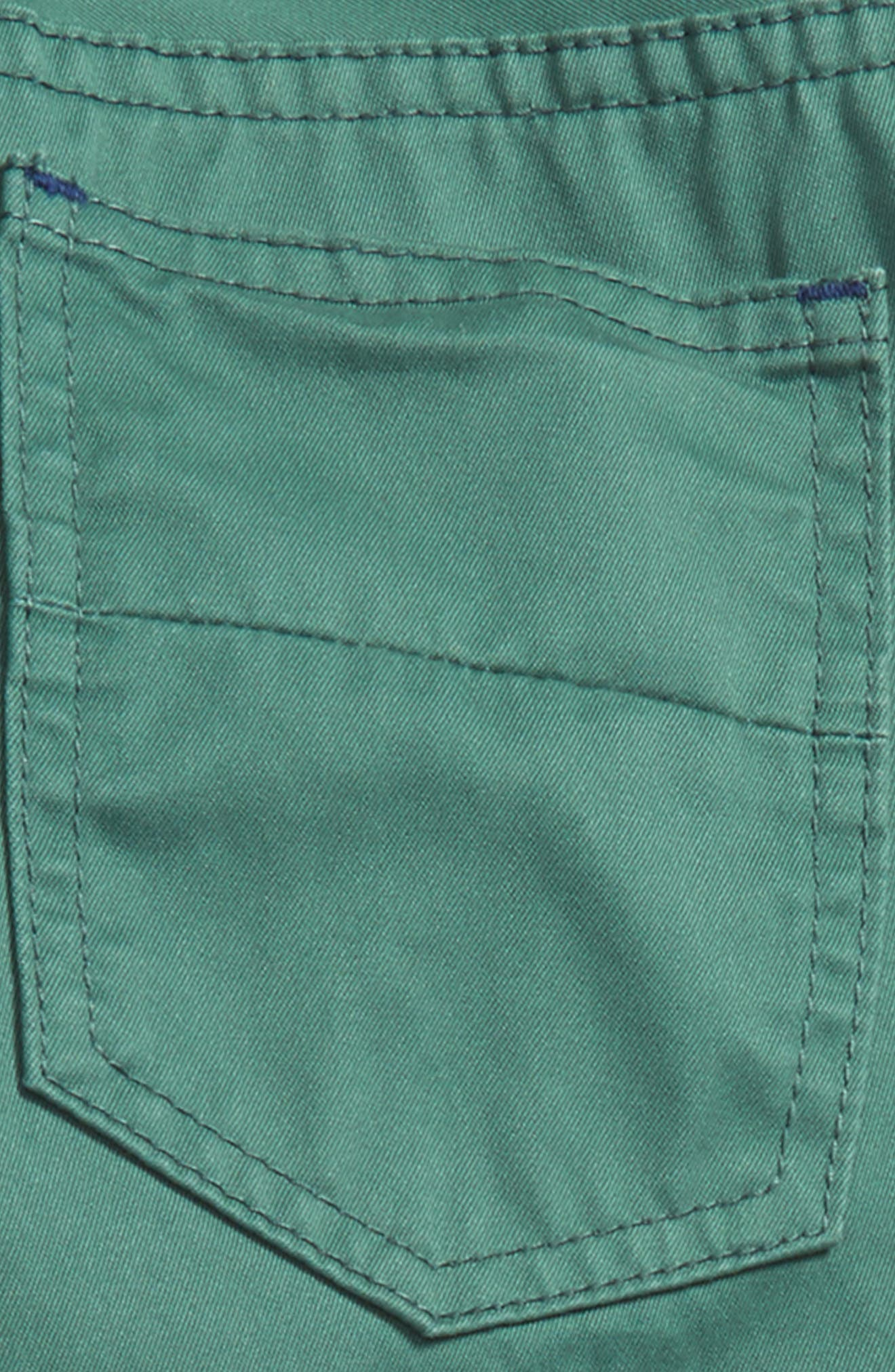 Slim Jeans,                             Alternate thumbnail 3, color,                             Rosemary Green