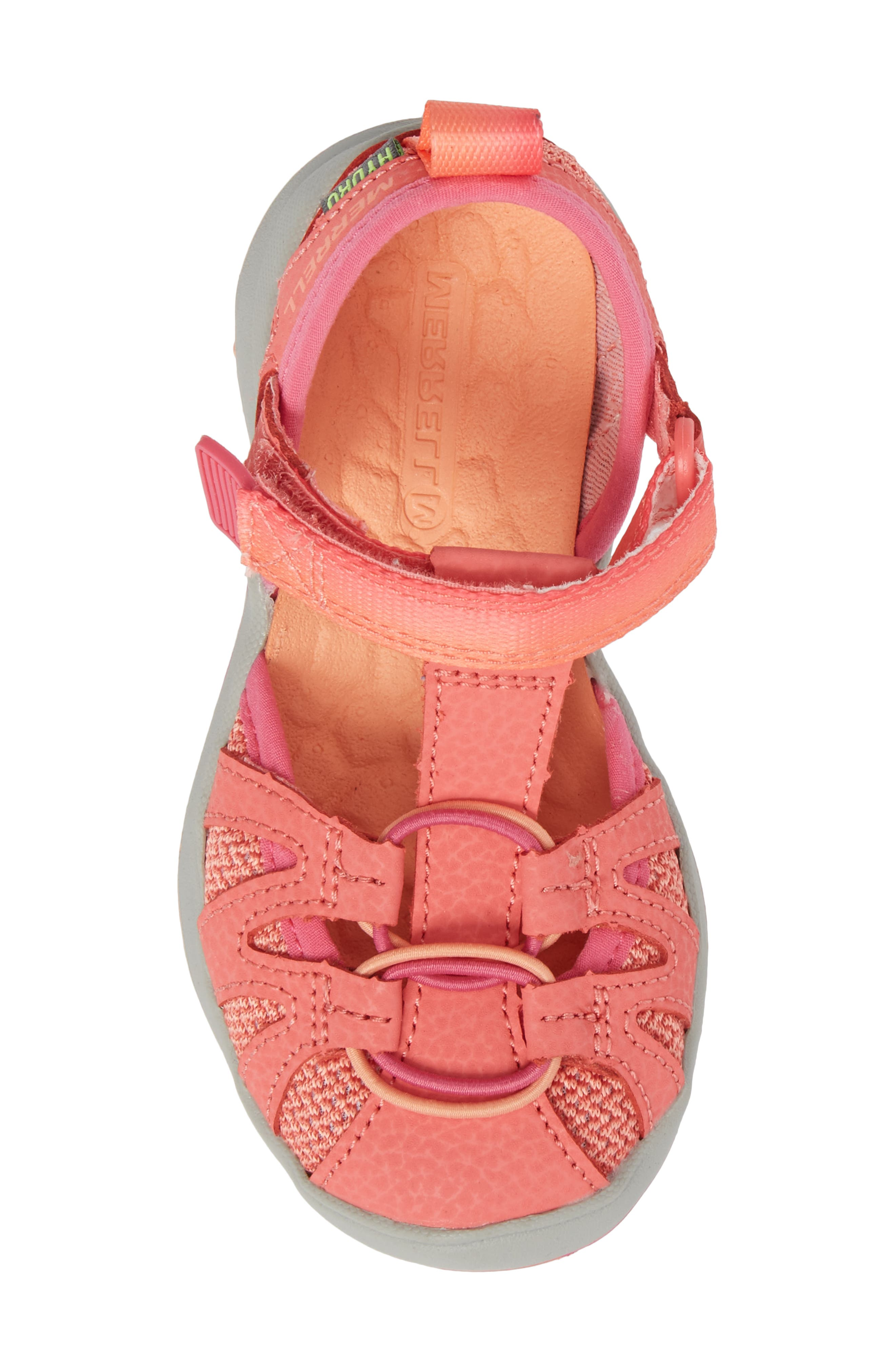 Alternate Image 5  - Merrell Hydro Monarch 2.0 Sandal (Walker, Toddler, Little Kid & Big Kid)