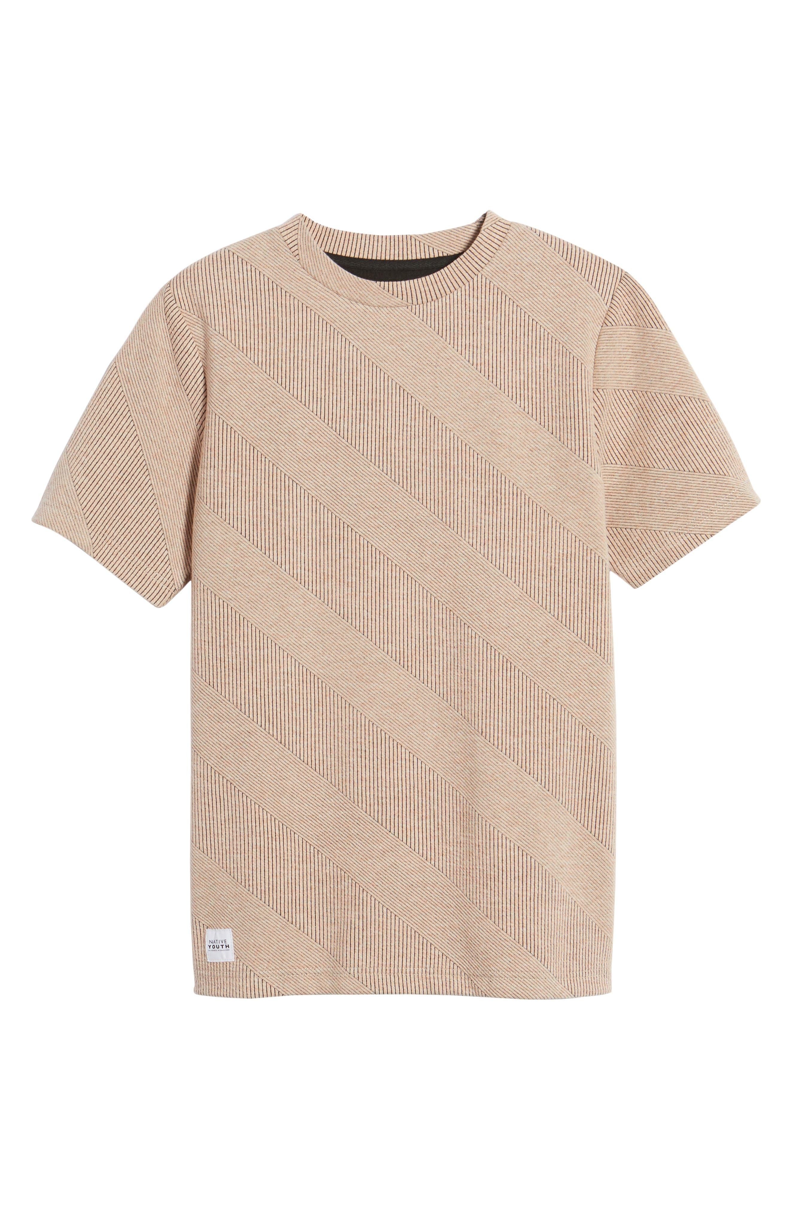 Biota T-Shirt,                             Alternate thumbnail 6, color,                             Coral