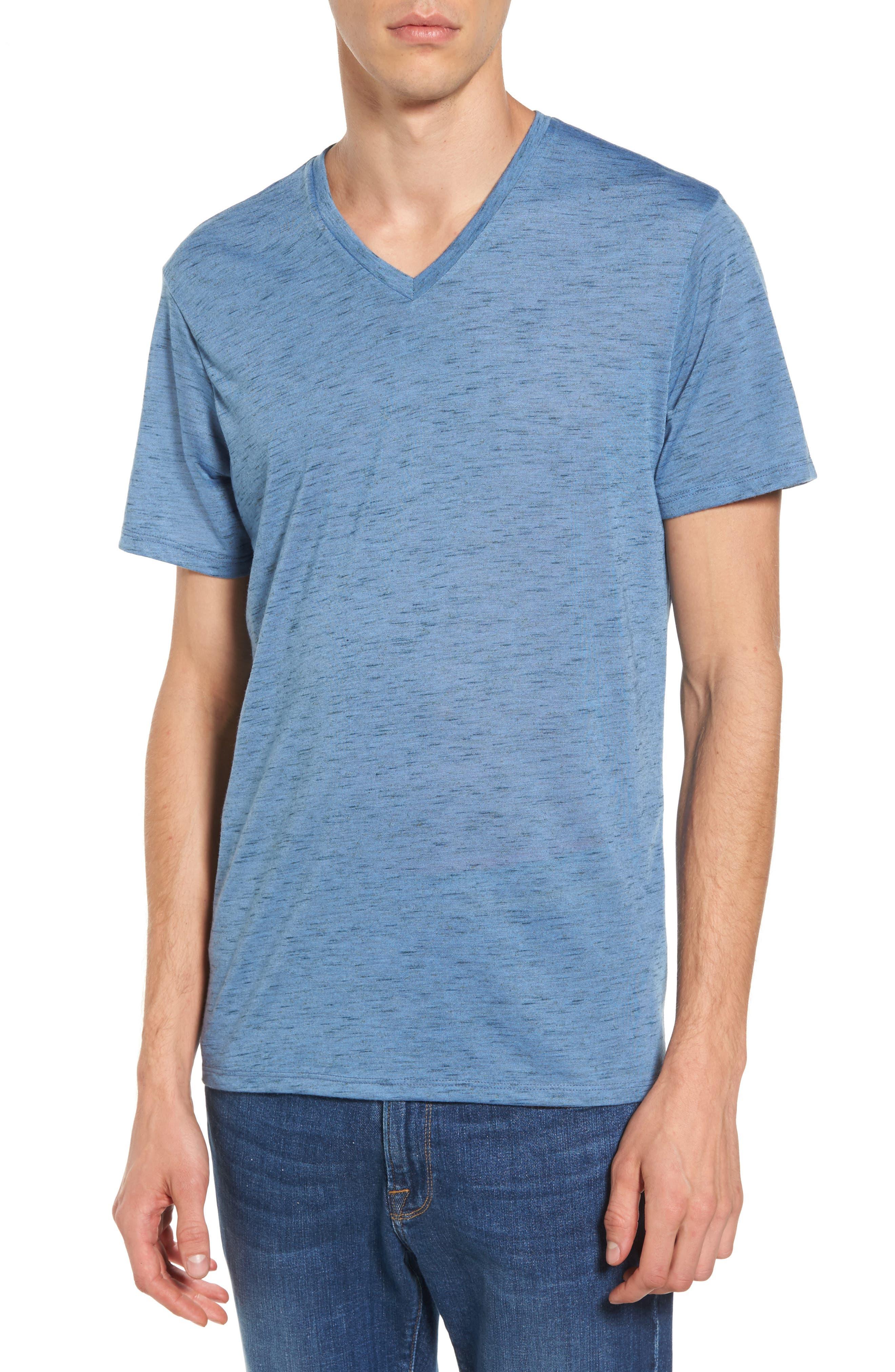 The Rail Streaky V-Neck T-Shirt