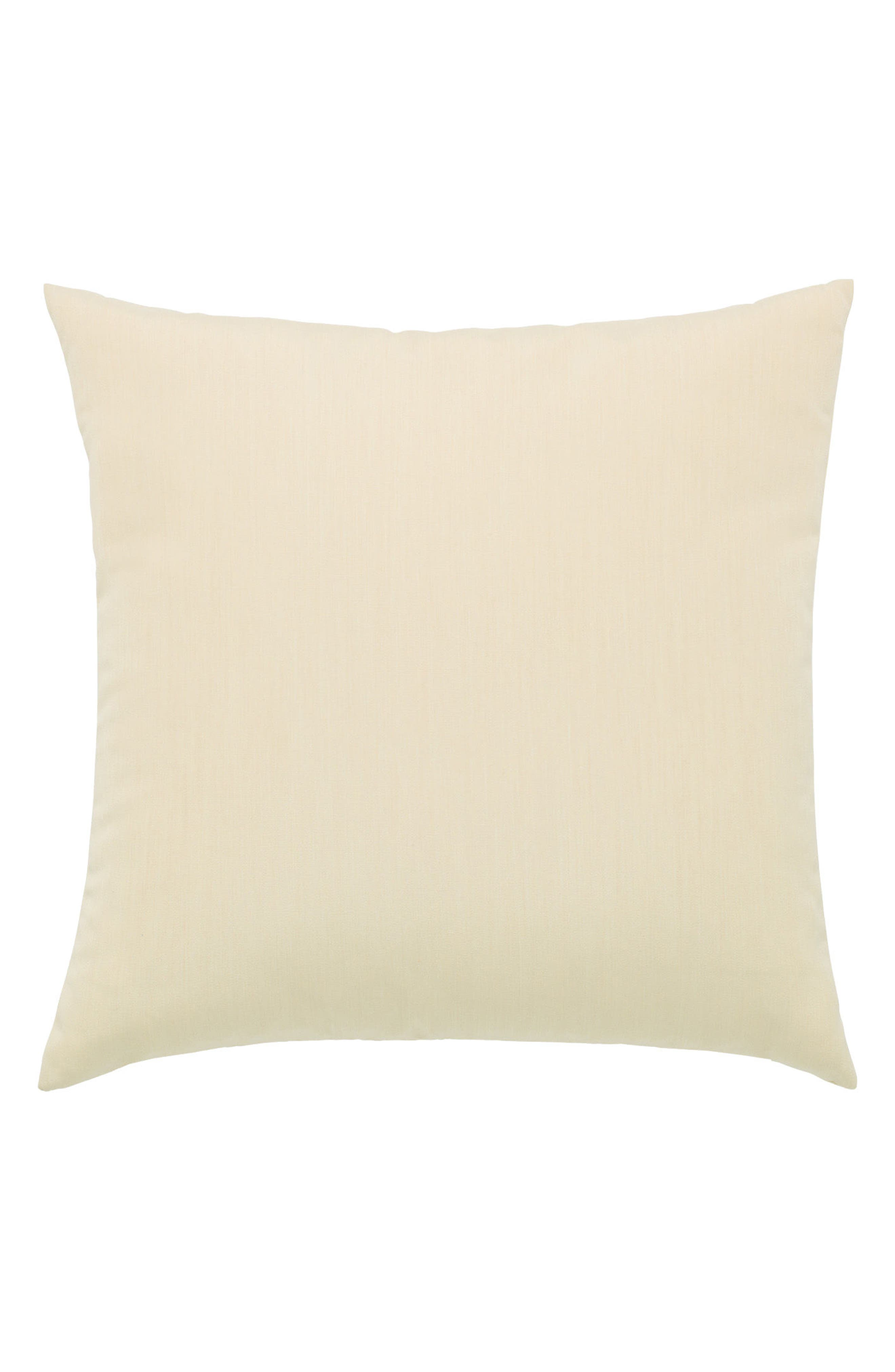 Deco Indoor/Outdoor Accent Pillow,                             Alternate thumbnail 2, color,                             Blue/ Brown