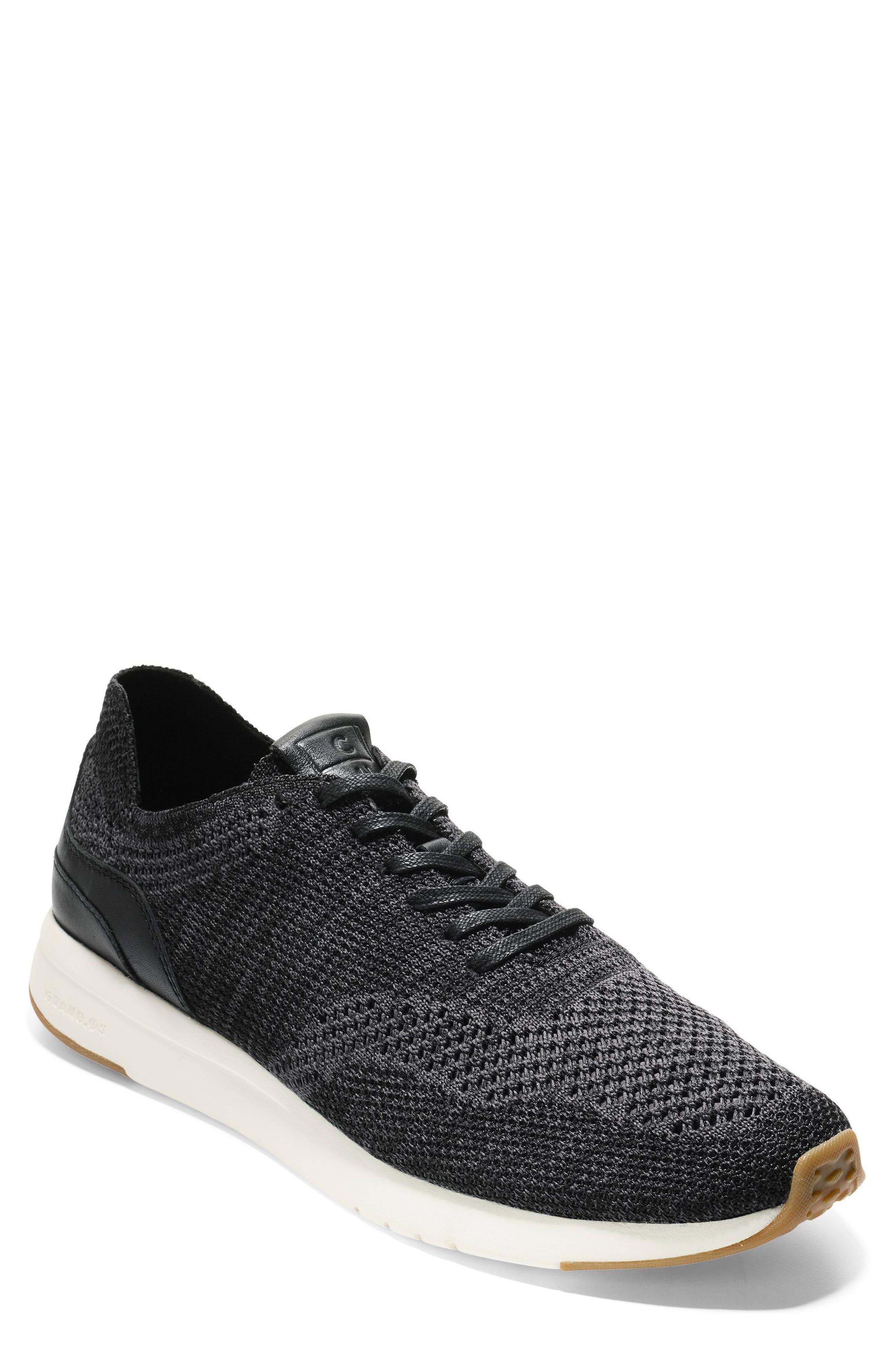 GrandPro Runner Stitchlite Sneaker,                         Main,                         color, Black / Magnet