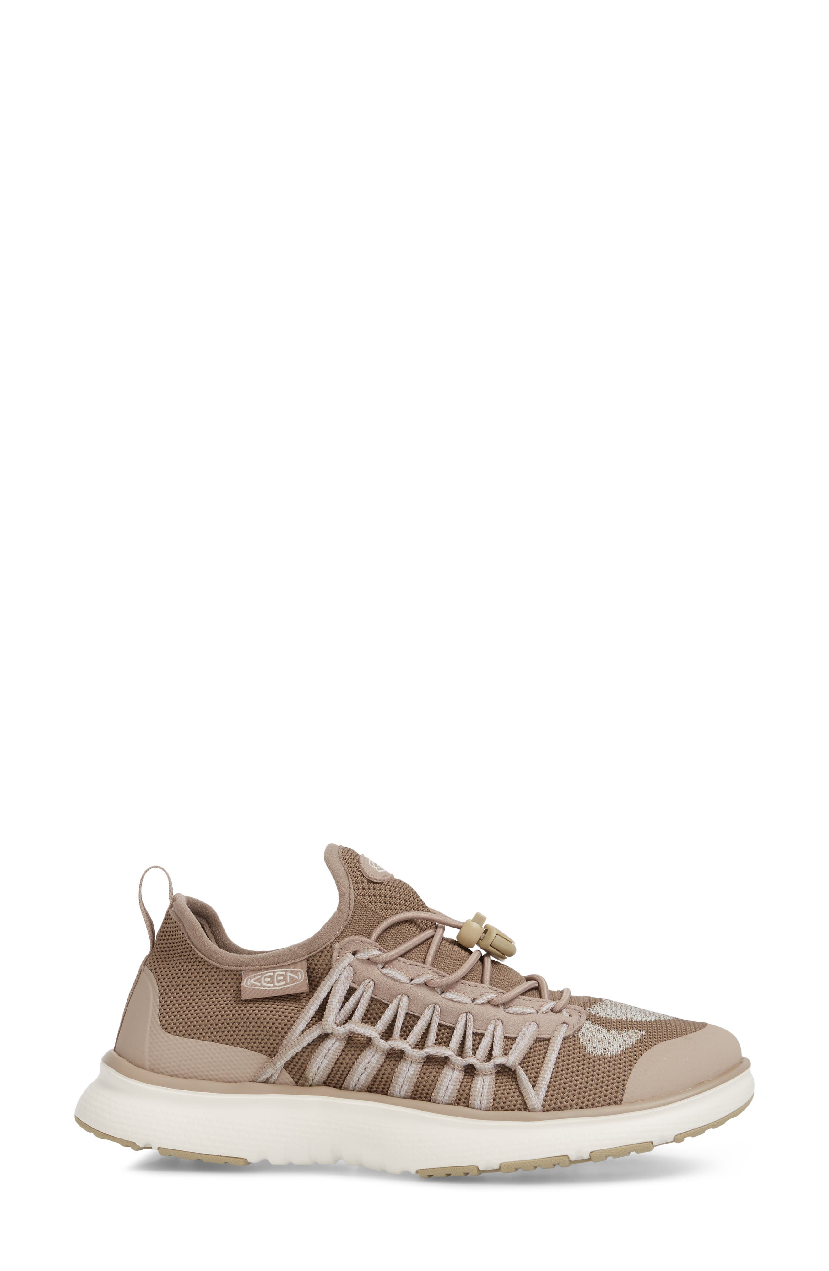 Uneek Exo Water Sneaker,                             Alternate thumbnail 3, color,                             Plaza Taupe