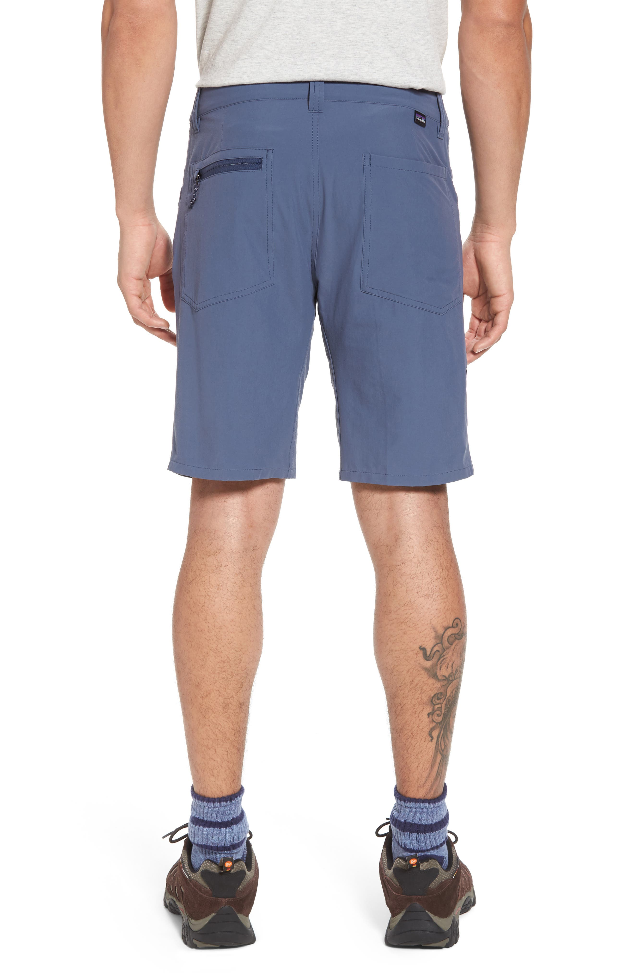 Quandary Shorts,                             Alternate thumbnail 2, color,                             Dolomite Blue