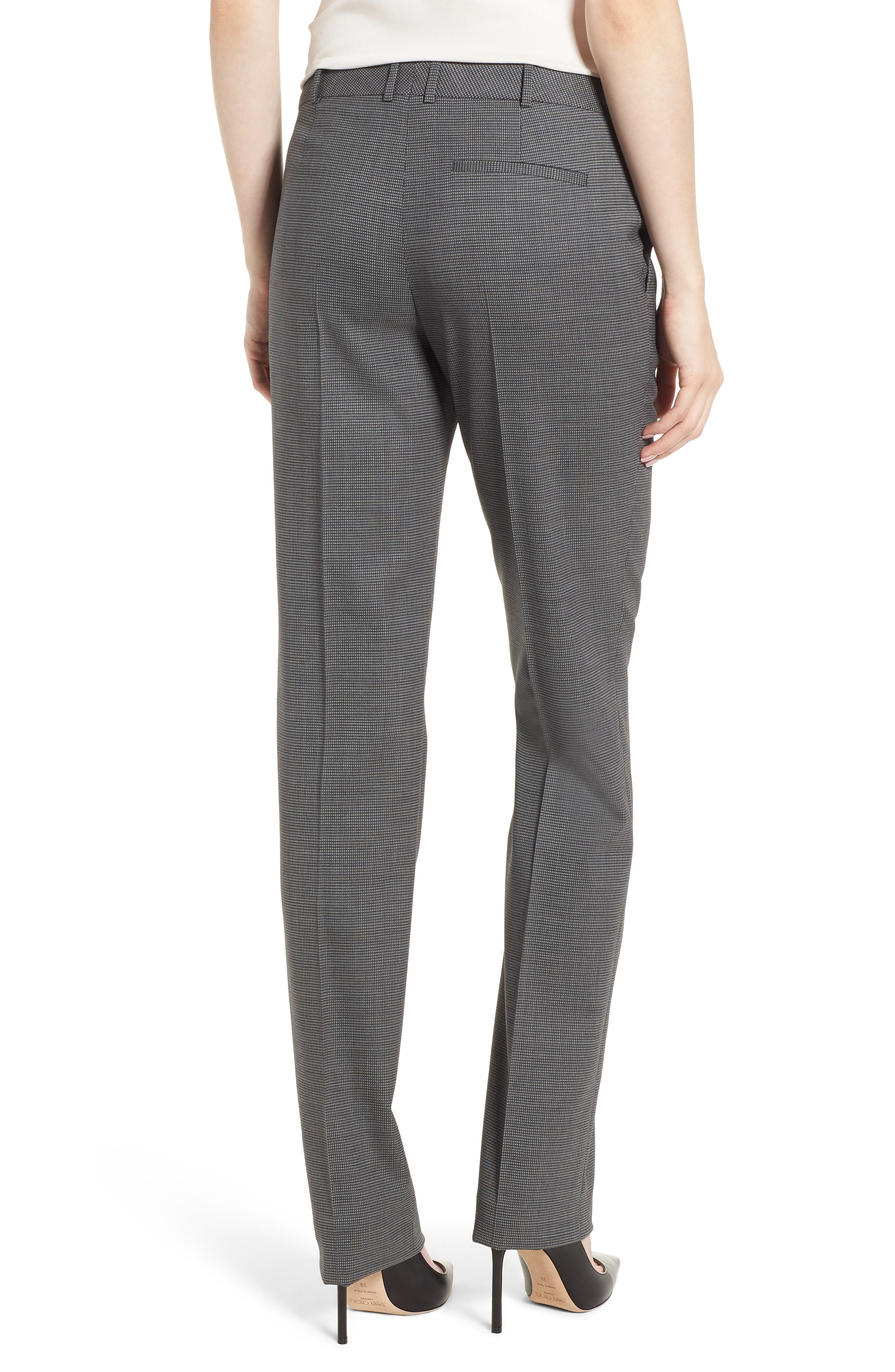 Tamea Minidessin Trousers,                             Alternate thumbnail 2, color,                             Cozy Grey Fantasy