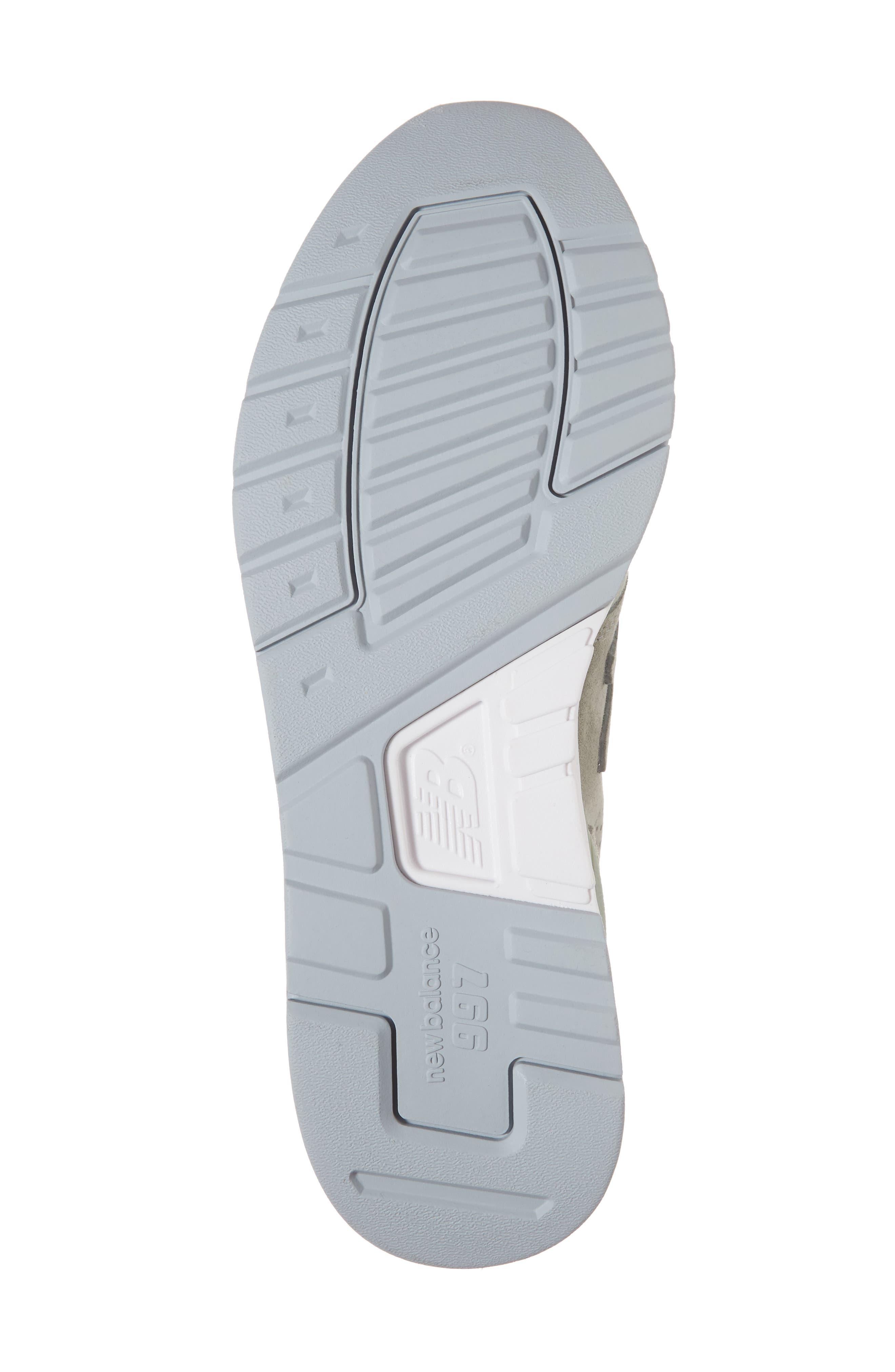 Alternate Image 6  - New Balance 997R Perforated Sneaker (Men)