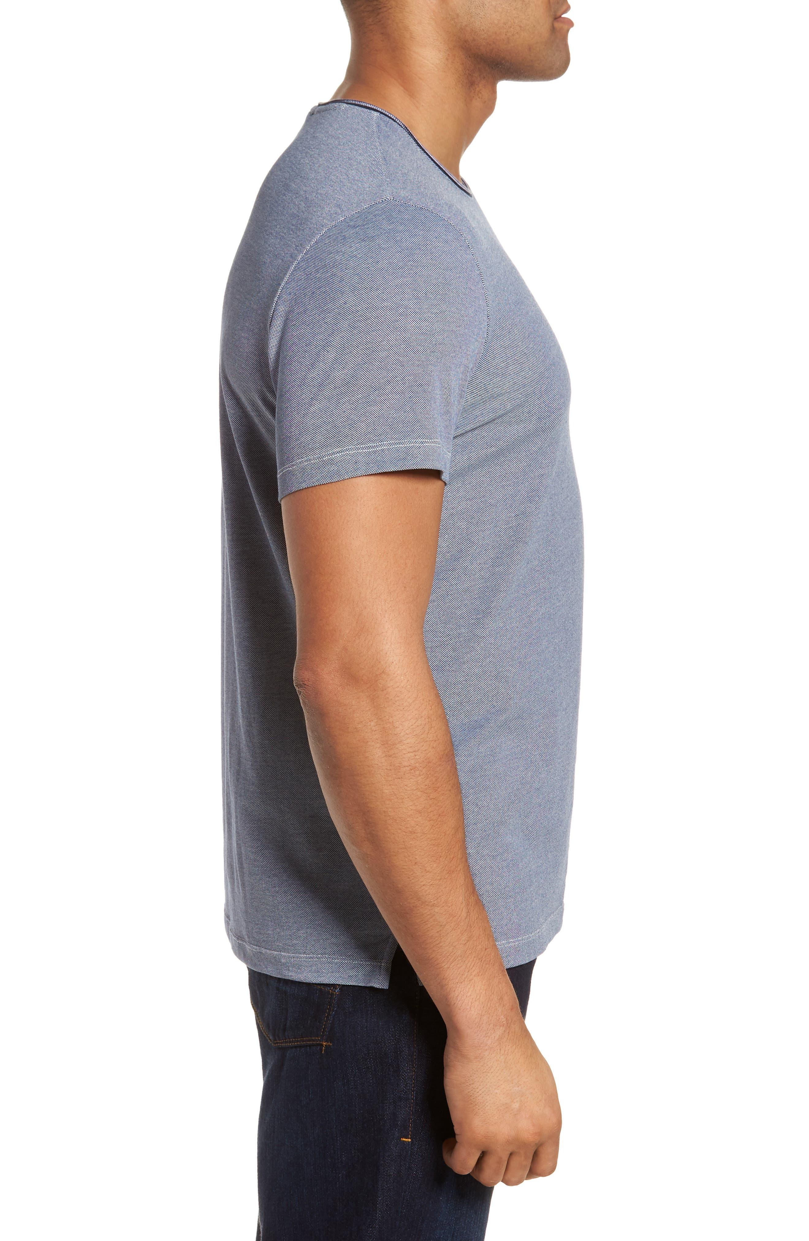 Grand Forks T-Shirt,                             Alternate thumbnail 3, color,                             Navy