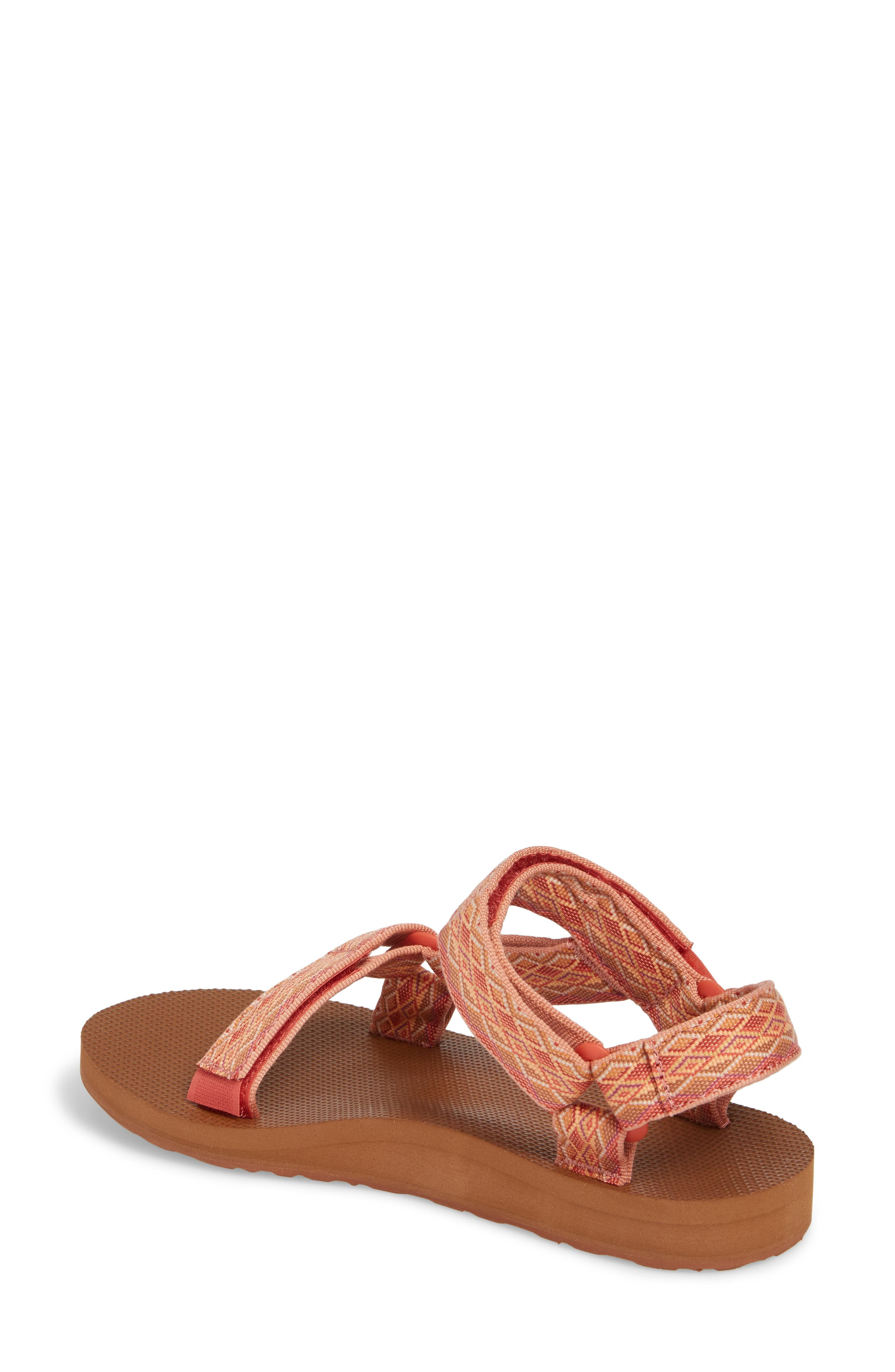 'Original Universal' Sandal,                             Alternate thumbnail 2, color,                             Mirimar Fade Coral Sand