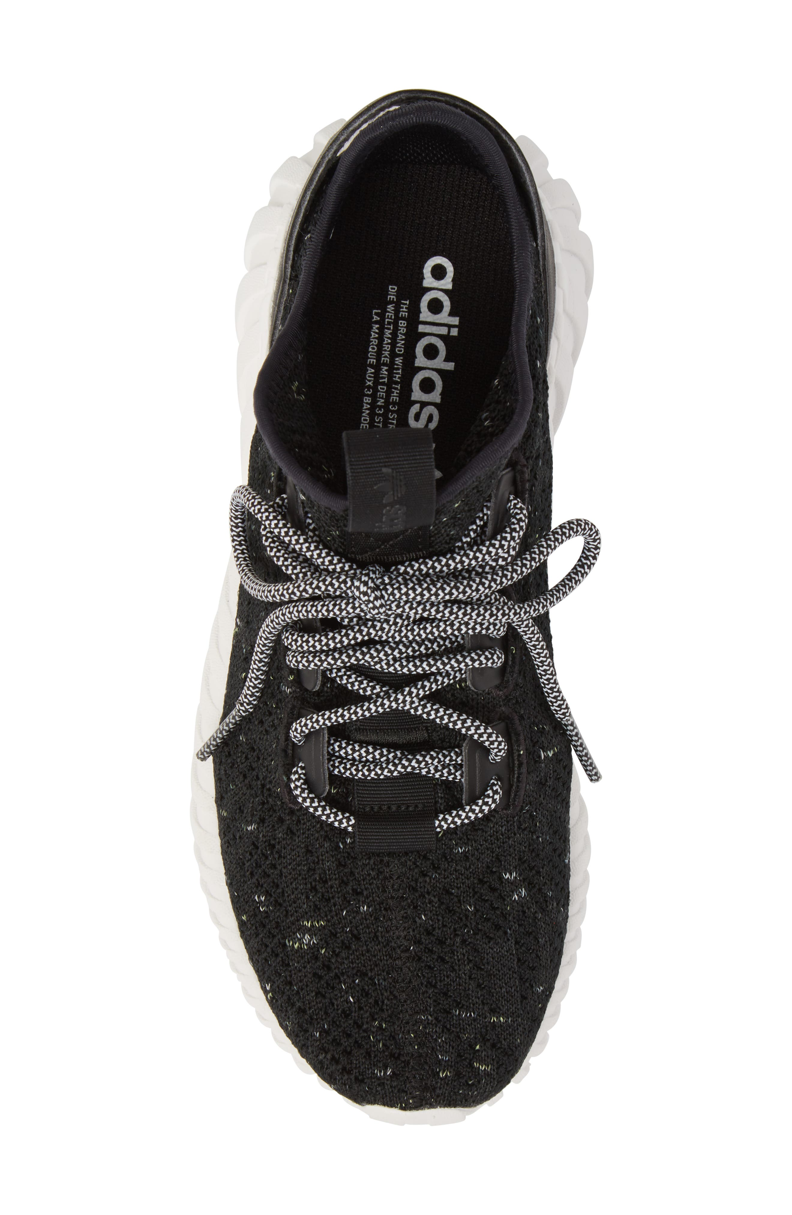 Alternate Image 5  - adidas Tubular Doom Sock Primeknit Sneaker (Women)