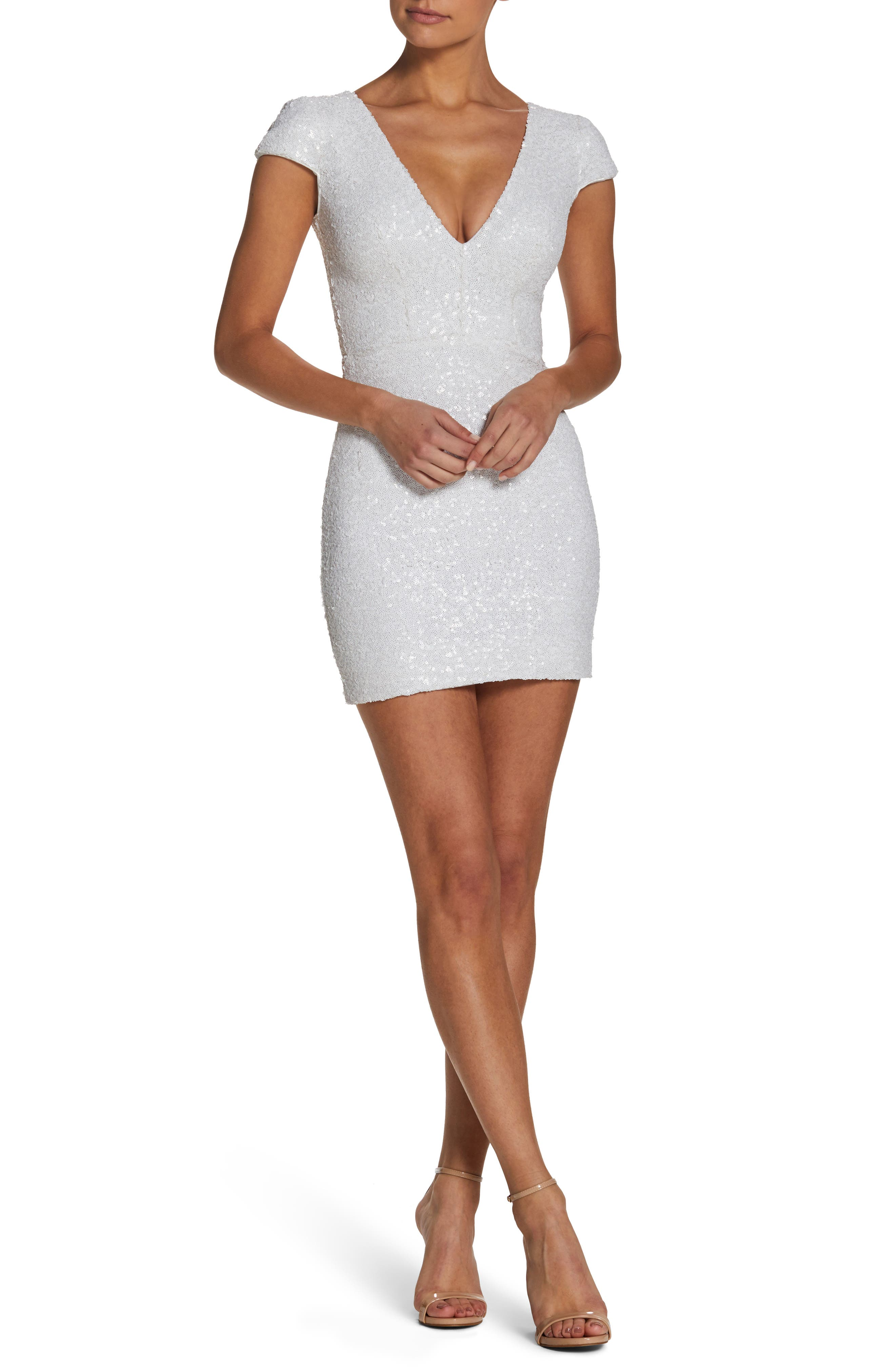 White Dresses for Night Out