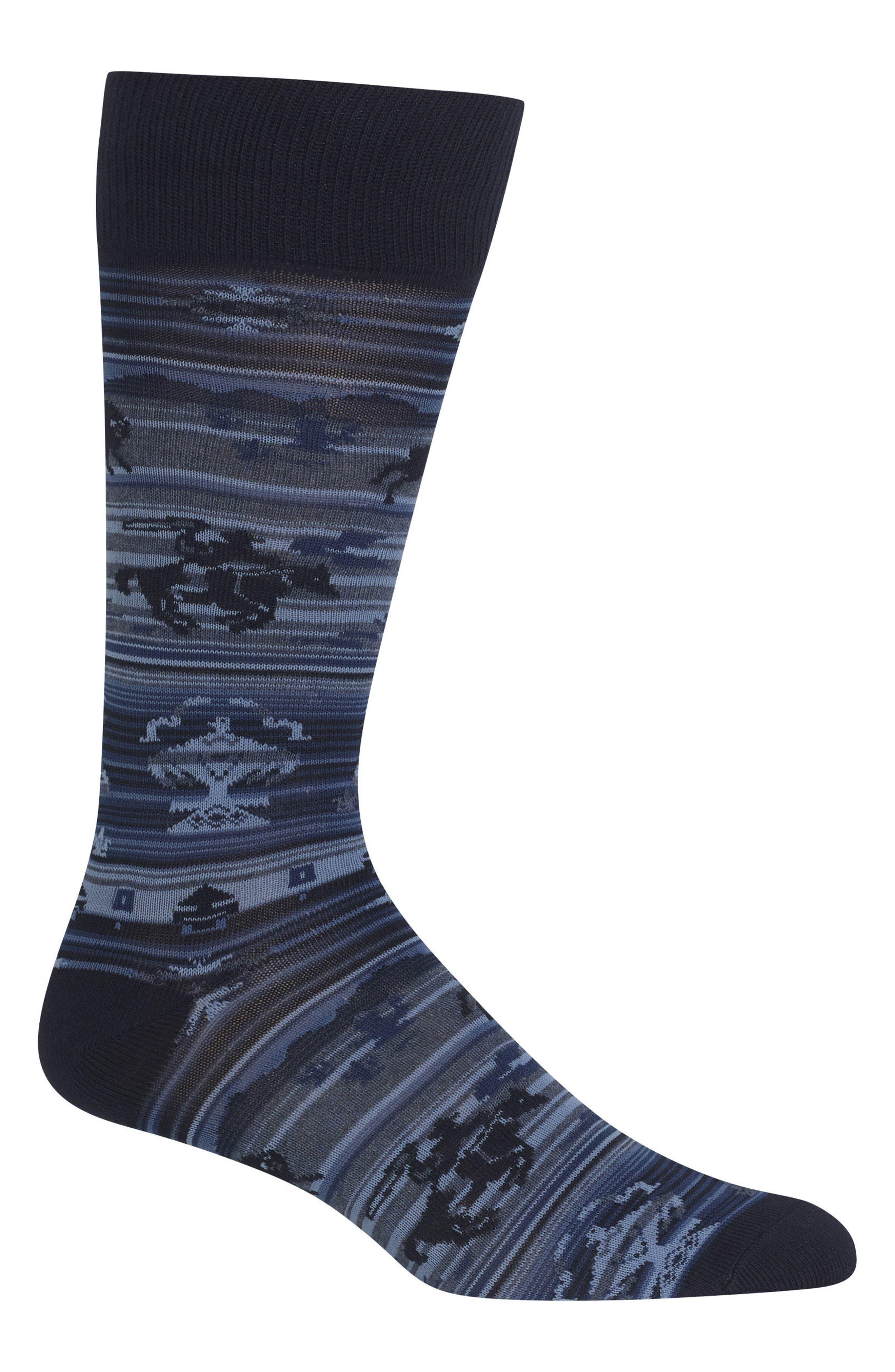Ralph Lauren Cowboy Socks