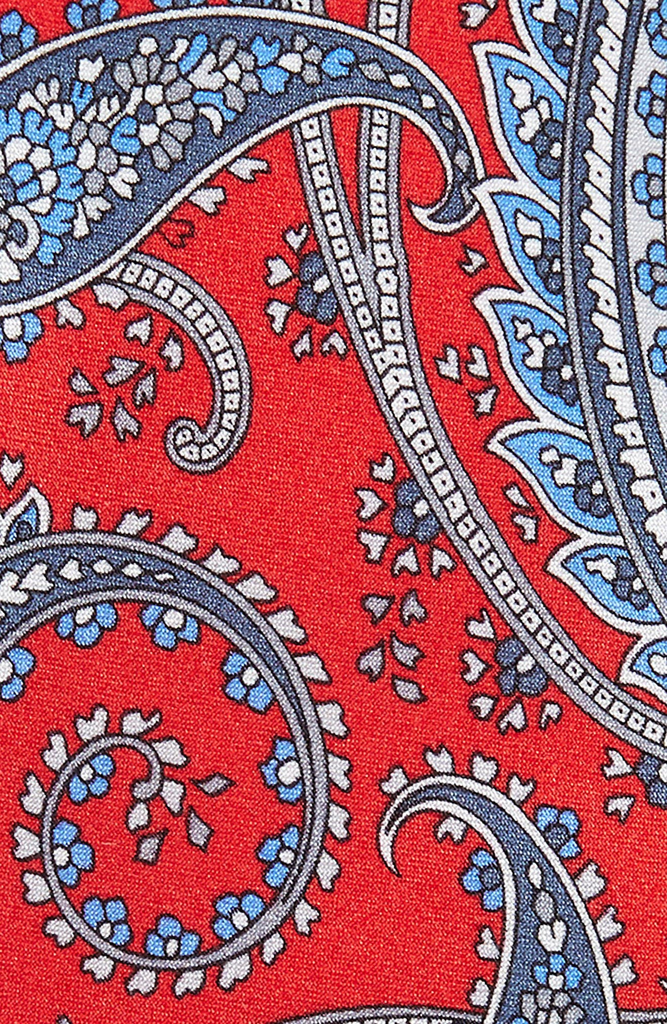 Alternate Image 2  - Brioni Paisley Silk Tie
