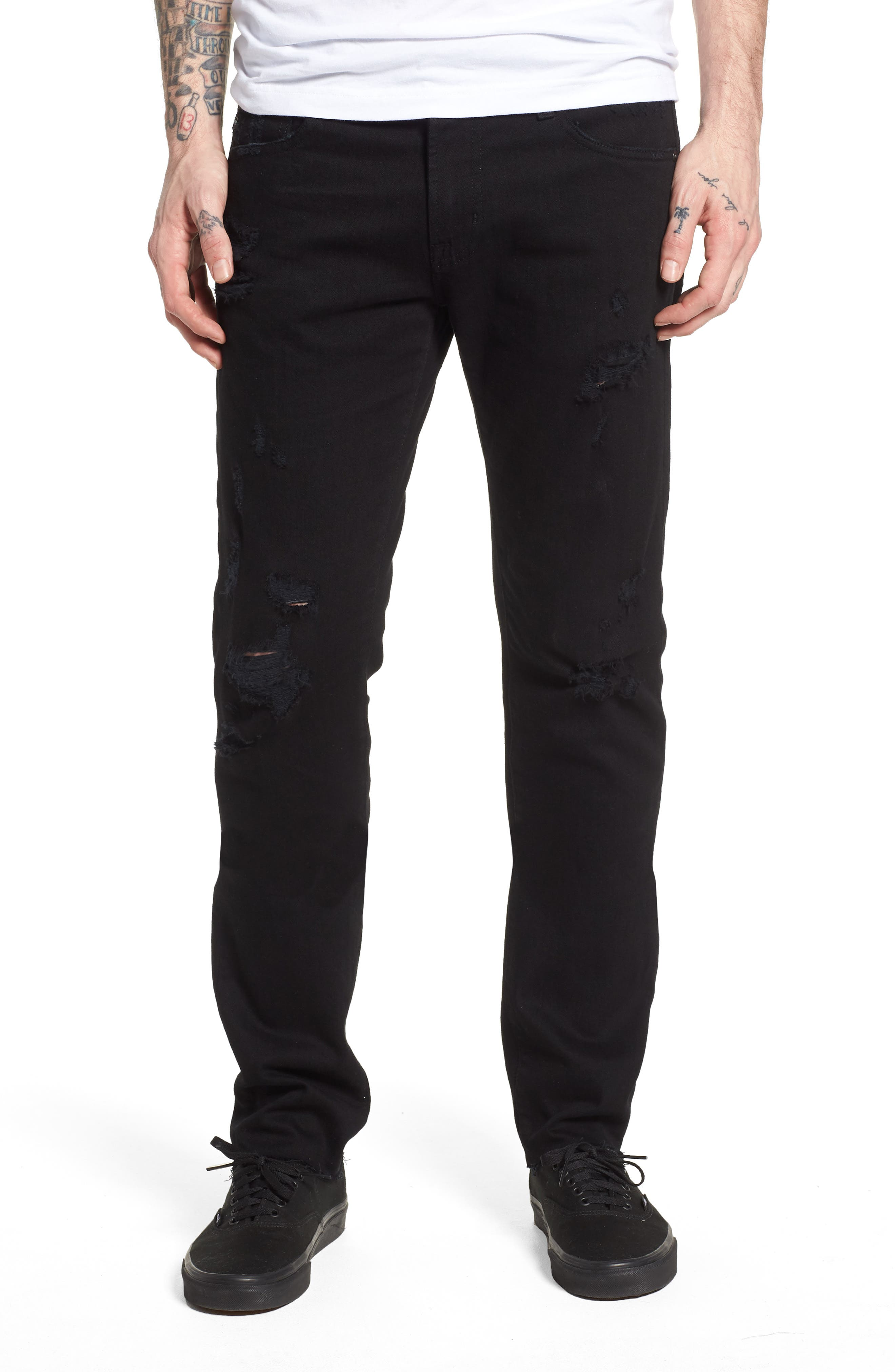 Dylan Skinny Fit Jeans,                         Main,                         color, Two One Two
